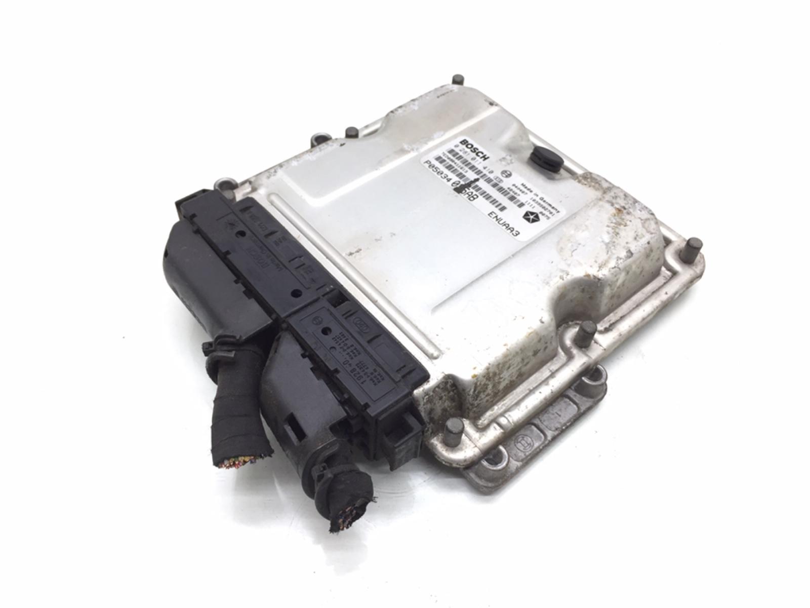 Блок управления двигателем Chrysler Pt-Cruiser 2.2 CRD 2005 (б/у)