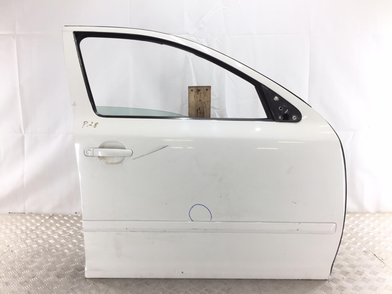 Дверь передняя правая Skoda Octavia 1.6 TDI 2012 (б/у)