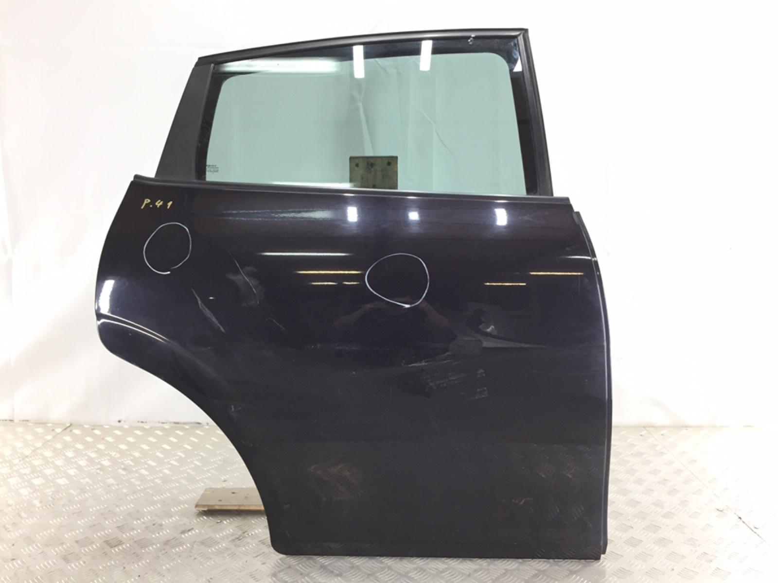 Дверь задняя правая Seat Leon 2.0 TDI 2010 (б/у)