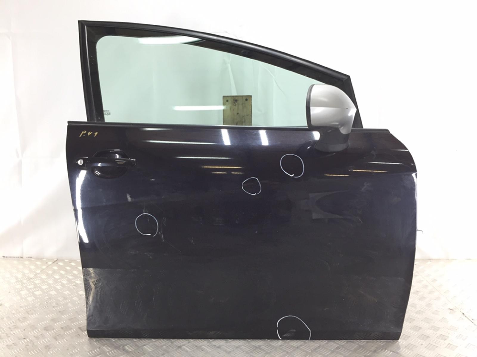 Дверь передняя правая Seat Leon 2.0 TDI 2010 (б/у)