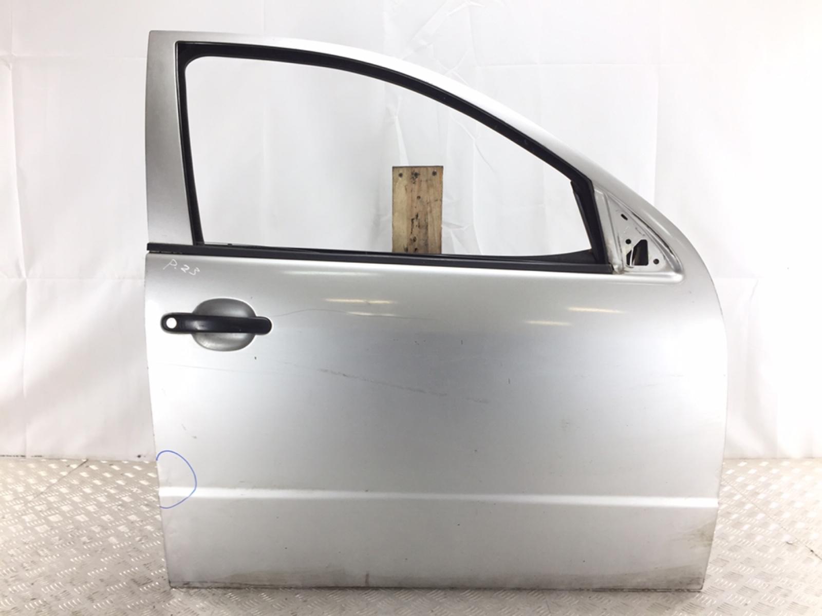Дверь передняя правая Skoda Fabia 1 1.4 TDI 2005 (б/у)
