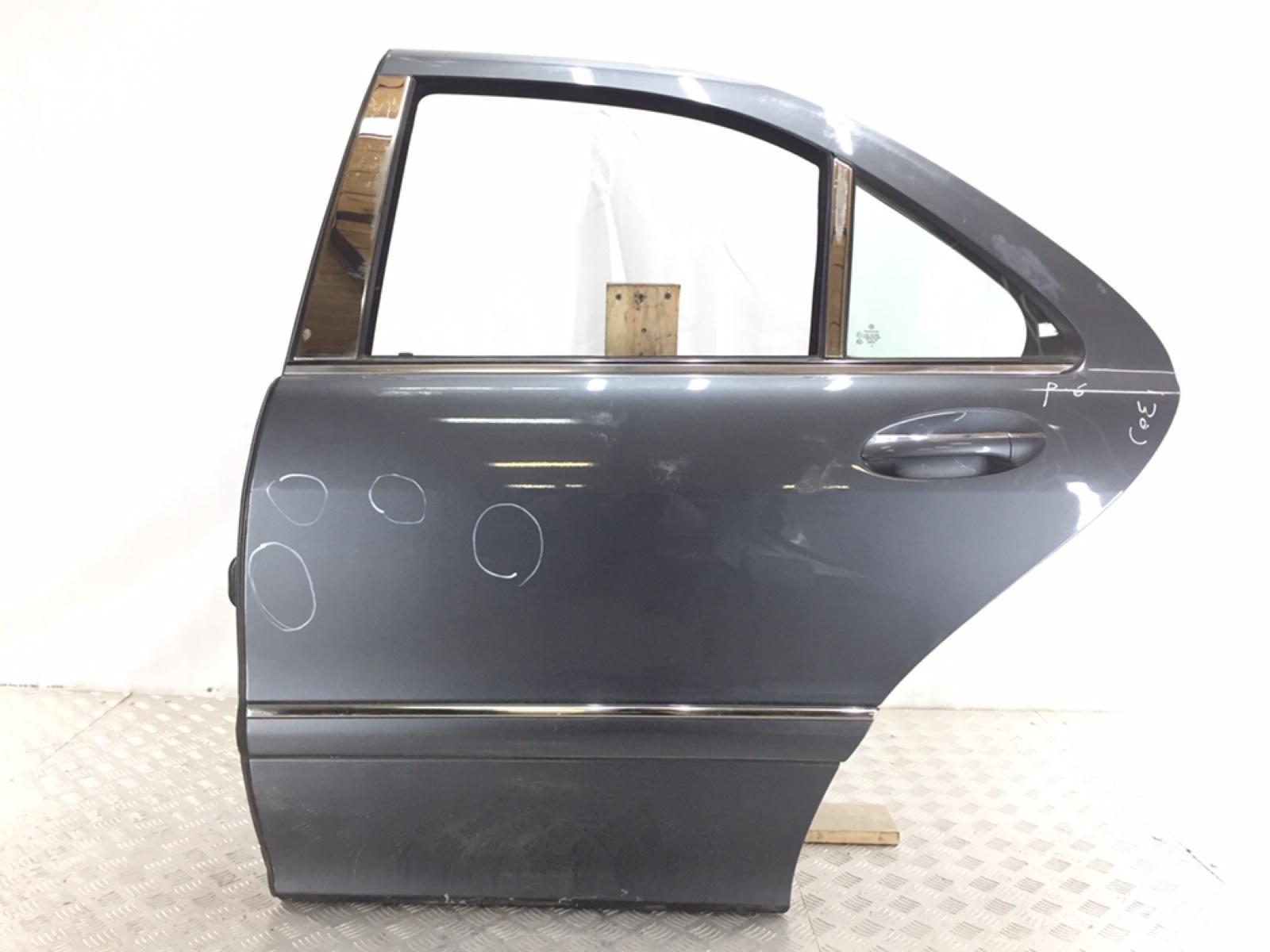 Дверь задняя левая Mercedes S W220 3.2 CDI 2005 (б/у)