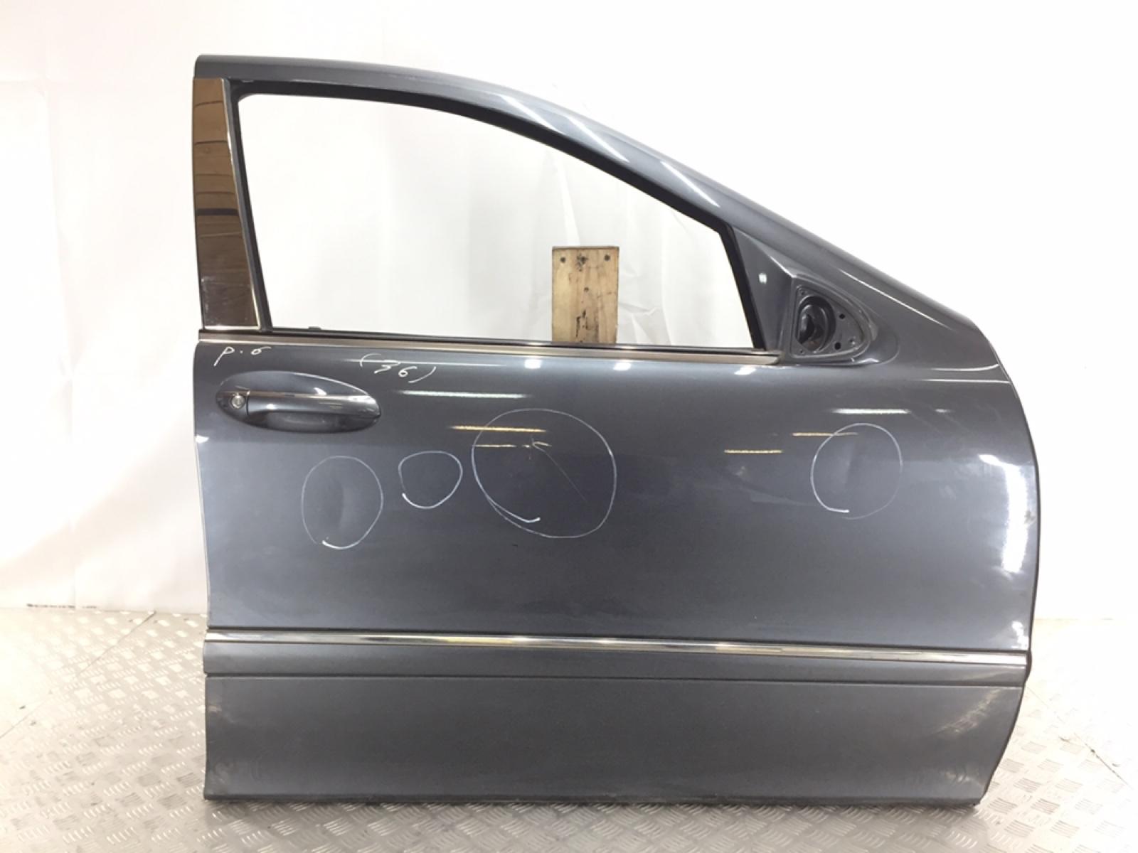 Дверь передняя правая Mercedes S W220 3.2 CDI 2005 (б/у)
