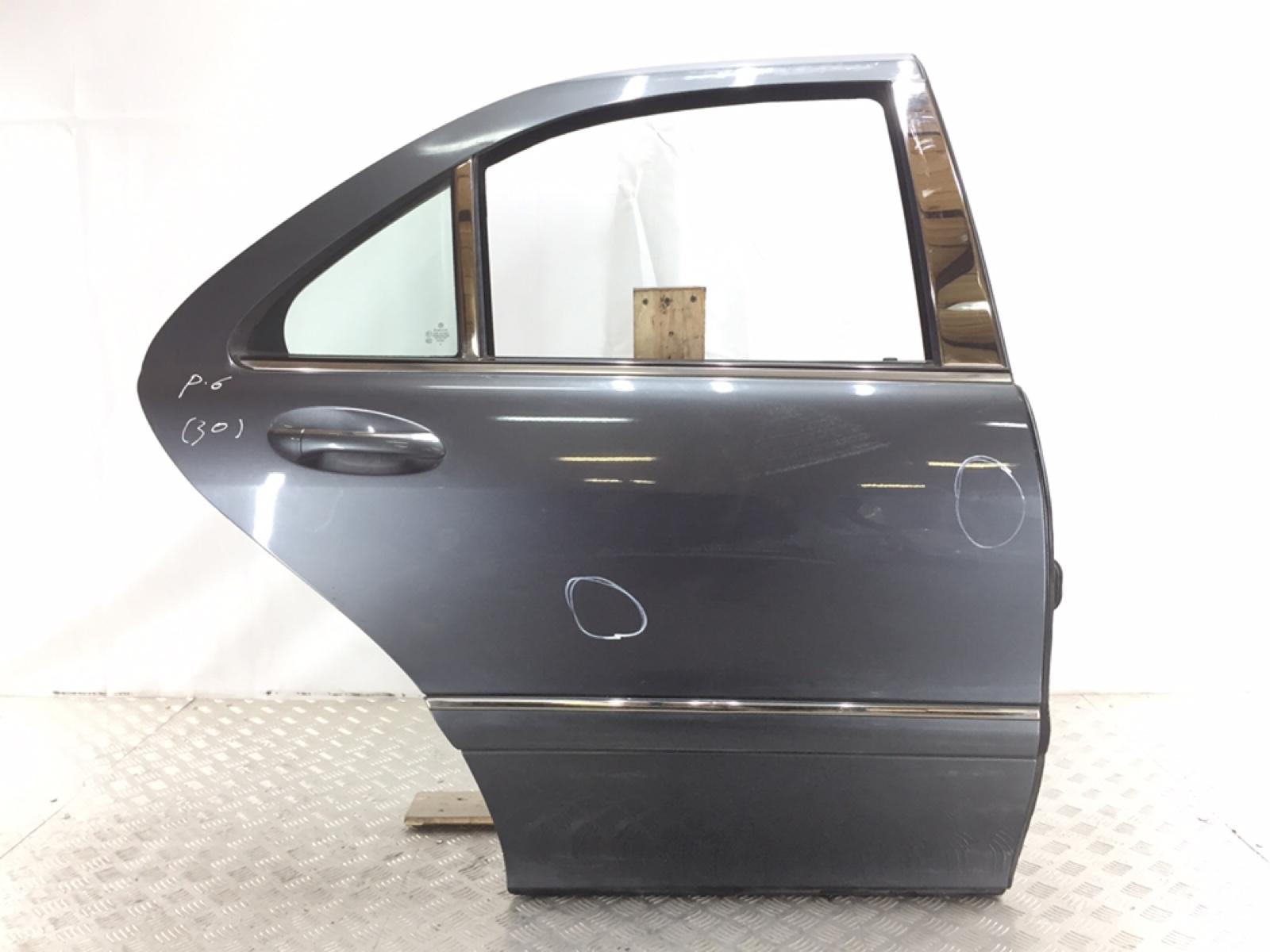 Дверь задняя правая Mercedes S W220 3.2 CDI 2005 (б/у)
