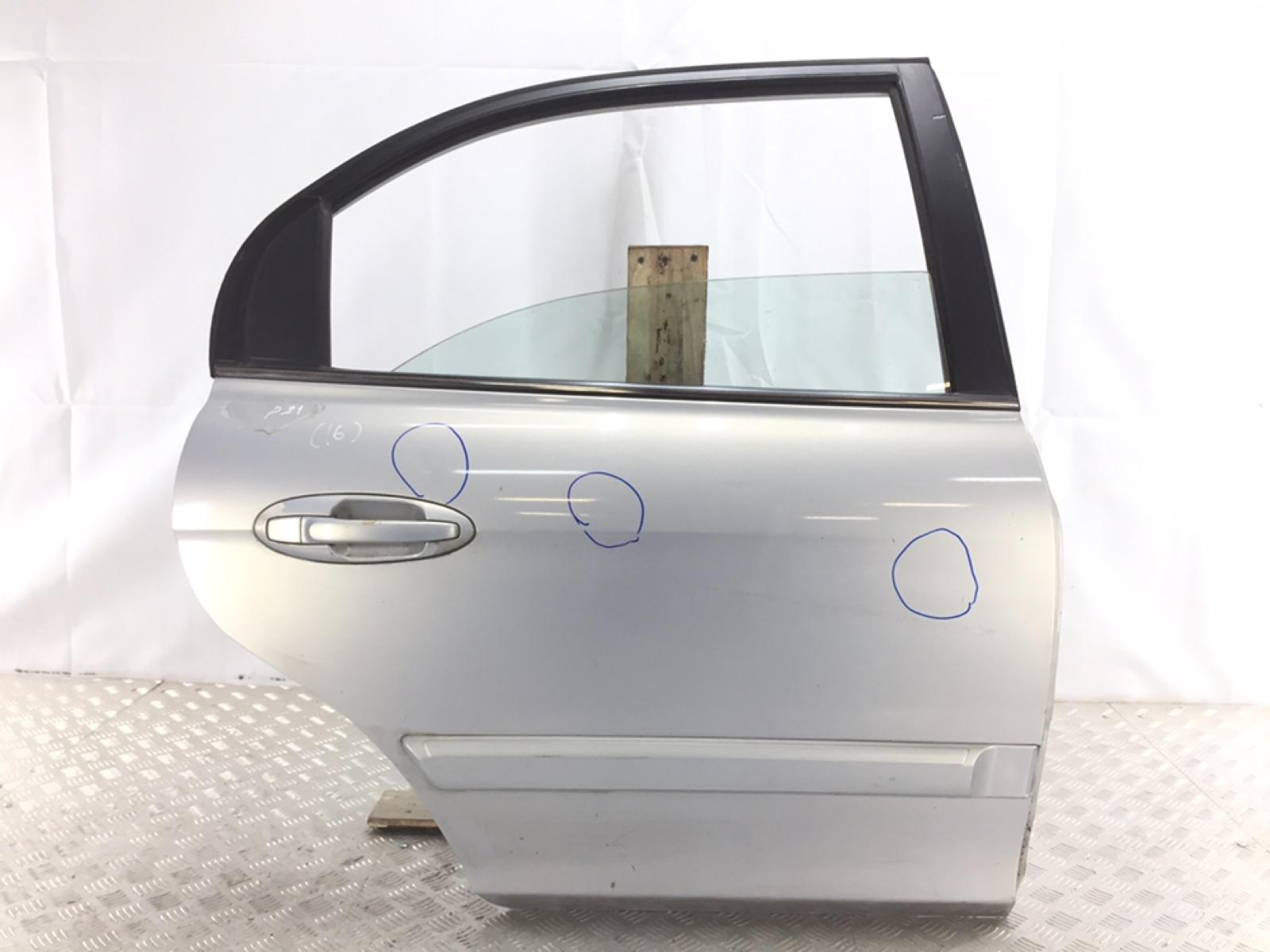 Дверь задняя правая Hyundai Sonata EF 2.0 I 2001 (б/у)