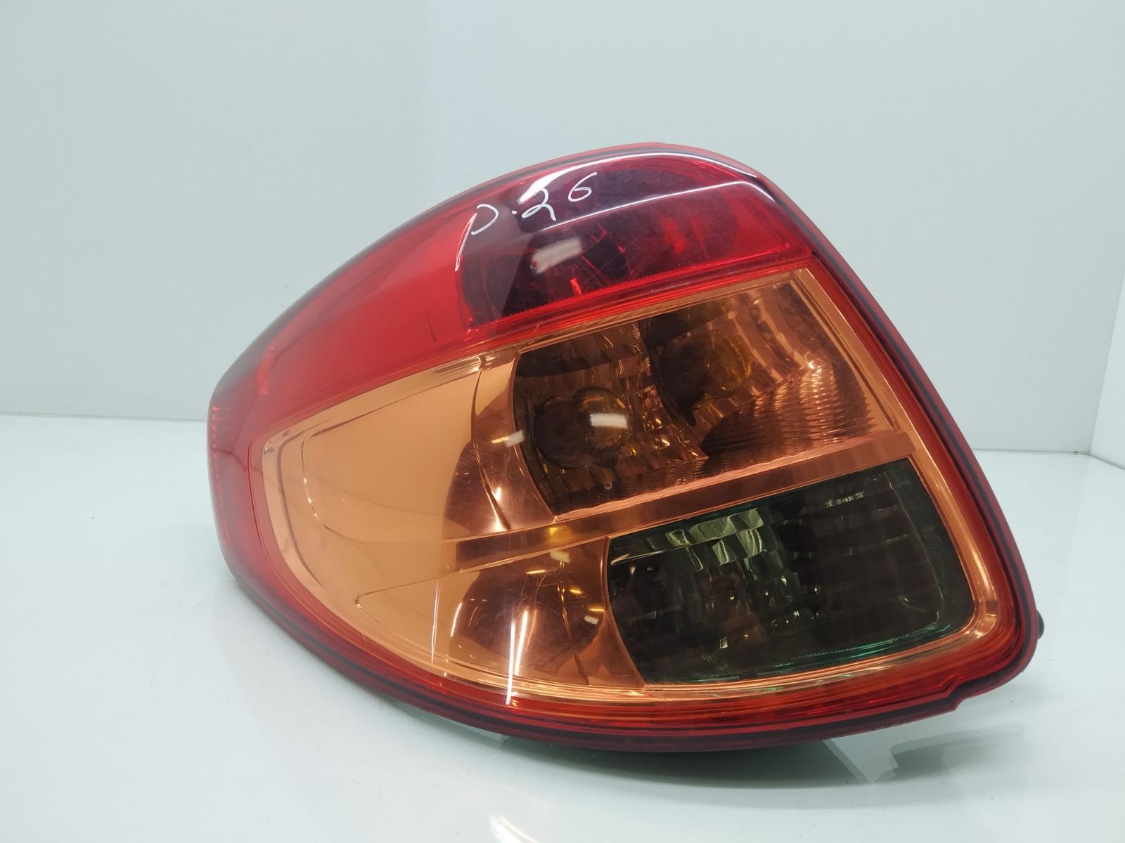 Фонарь задний левый Suzuki Sx4 1.6 I 2006 (б/у)
