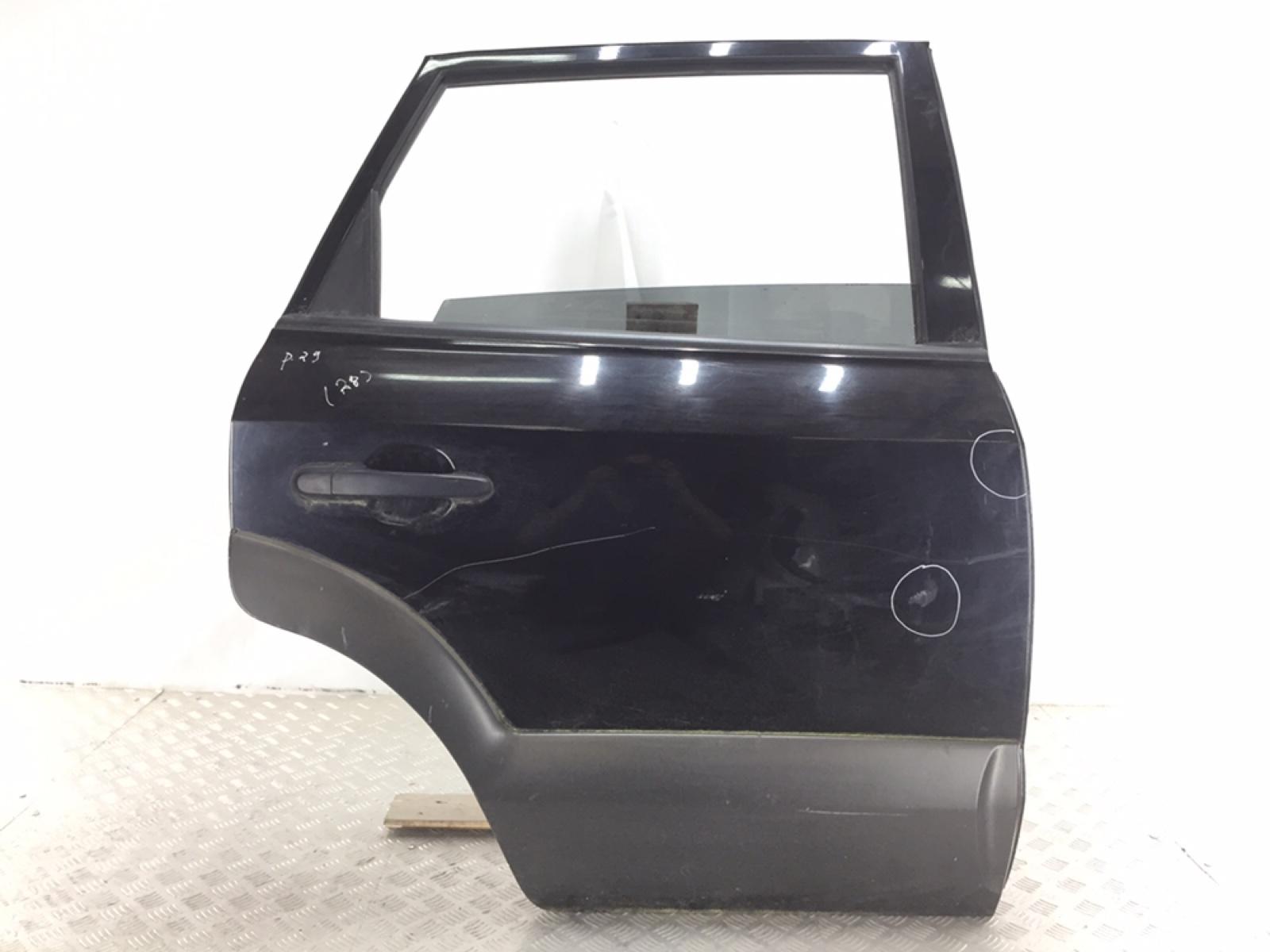 Дверь задняя правая Hyundai Tucson 2.0 CRDI 2005 (б/у)