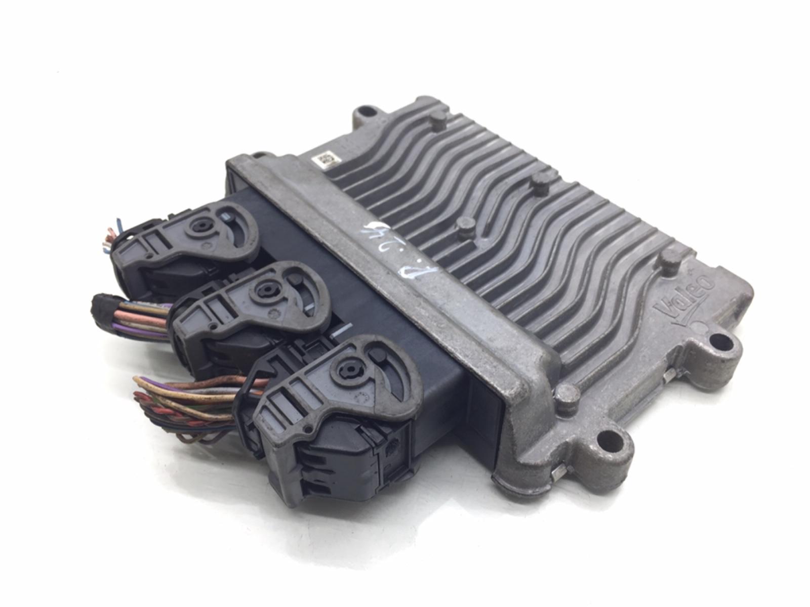 Блок управления двигателем Peugeot 207 1.4 I 2009 (б/у)