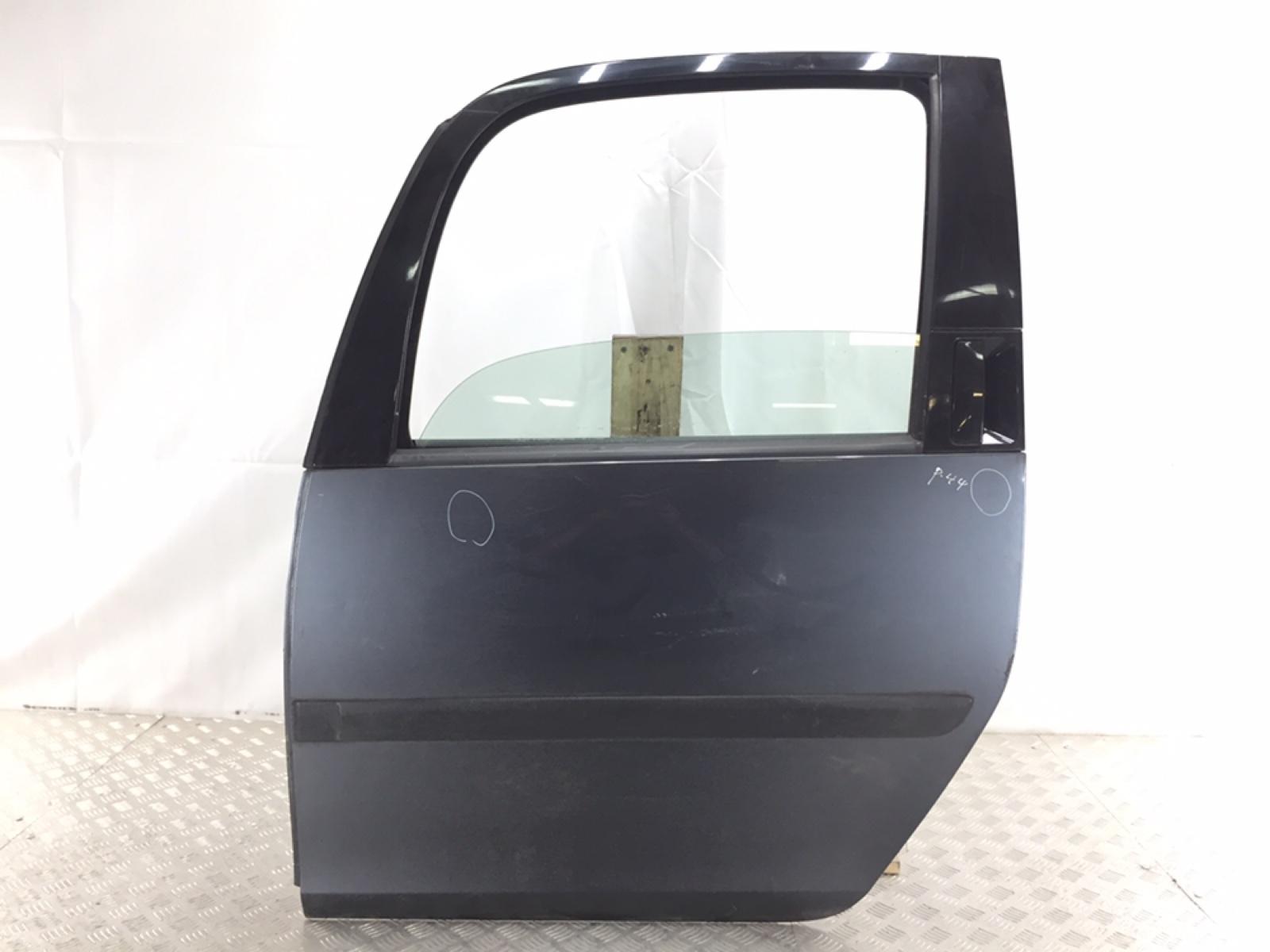 Дверь задняя левая Skoda Roomster 5J 1.4 TDI 2006 (б/у)
