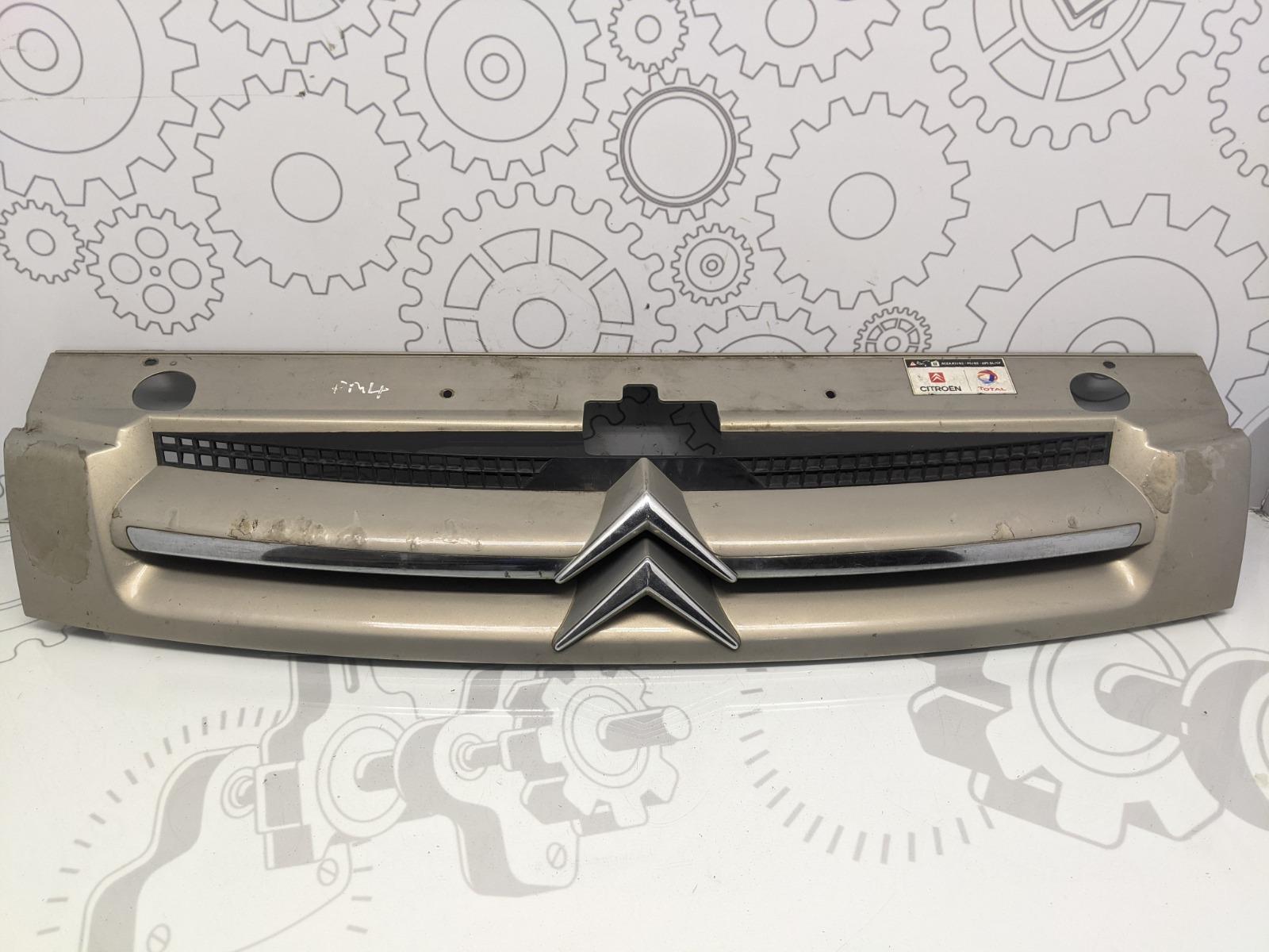 Решетка радиатора Citroen Berlingo 1 2.0 HDI 2005 (б/у)