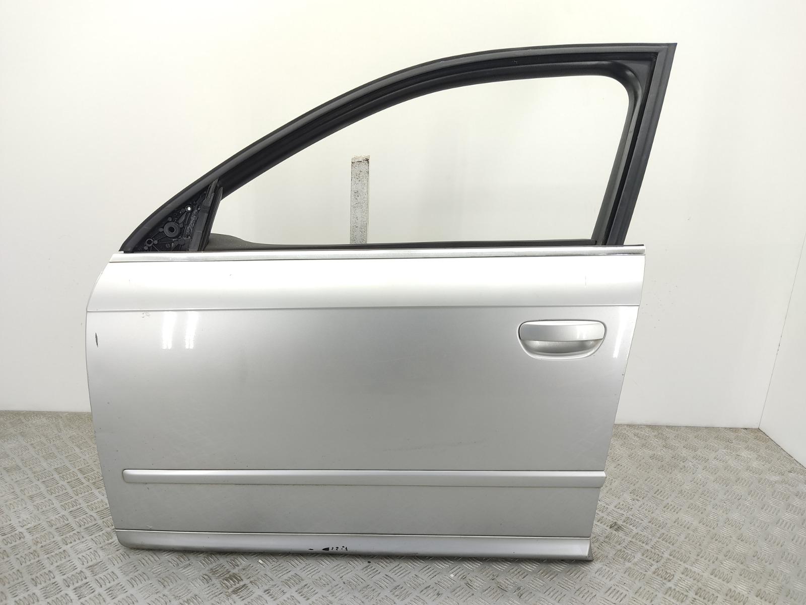 Дверь передняя левая Audi A4 B7 2.0 TDI 2006 (б/у)