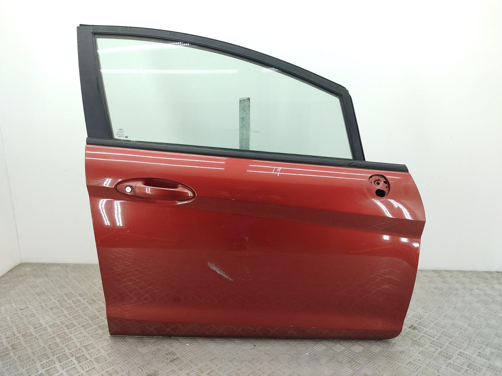 Дверь передняя правая Ford Fiesta 1.4 TDCI 2008 (б/у)