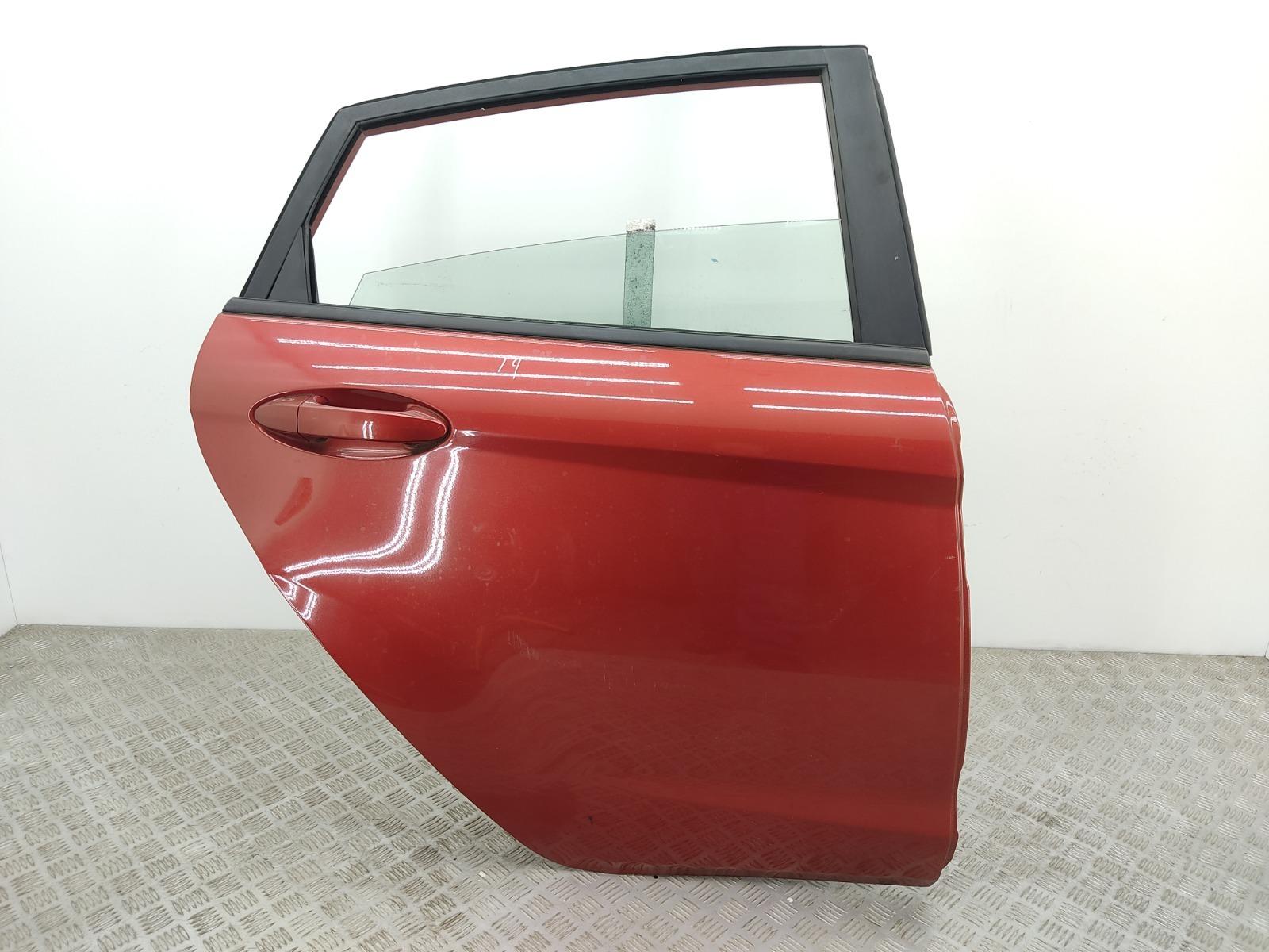 Дверь задняя правая Ford Fiesta 1.4 TDCI 2008 (б/у)