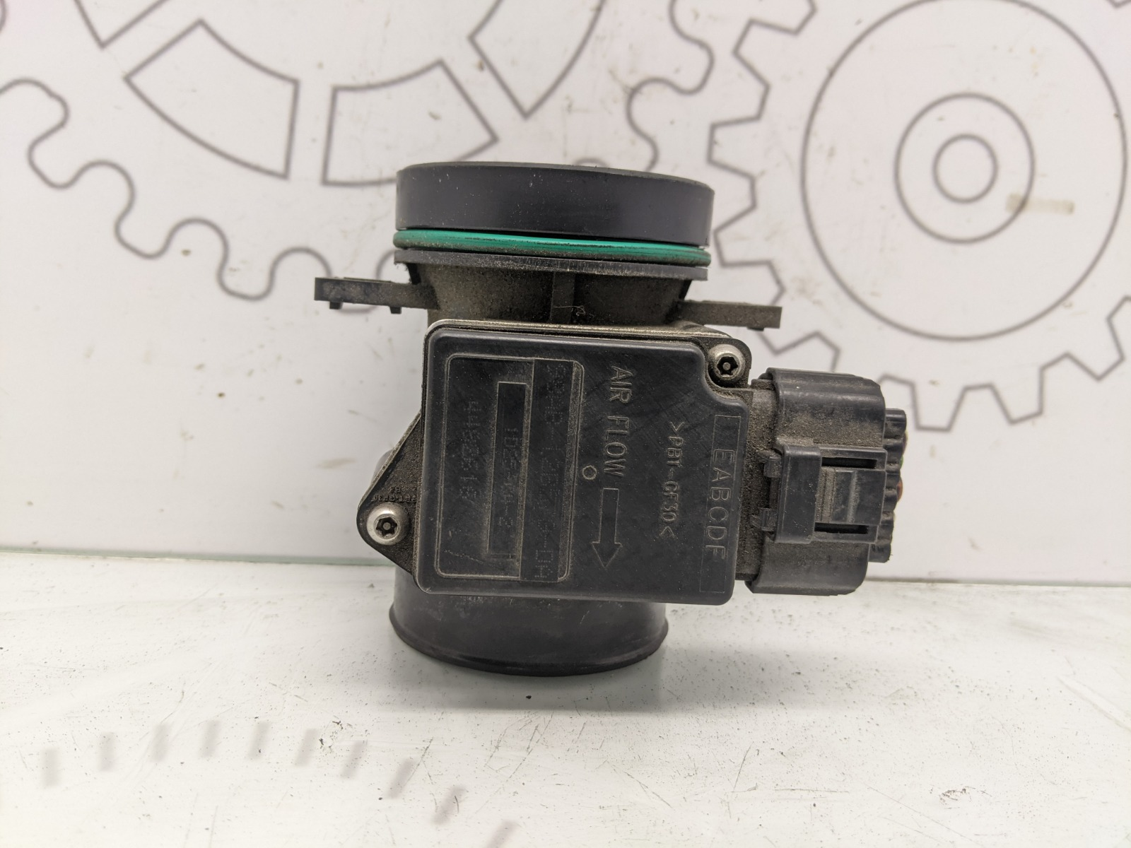 Расходомер воздуха Ford Focus 1.6 I 2001 (б/у)