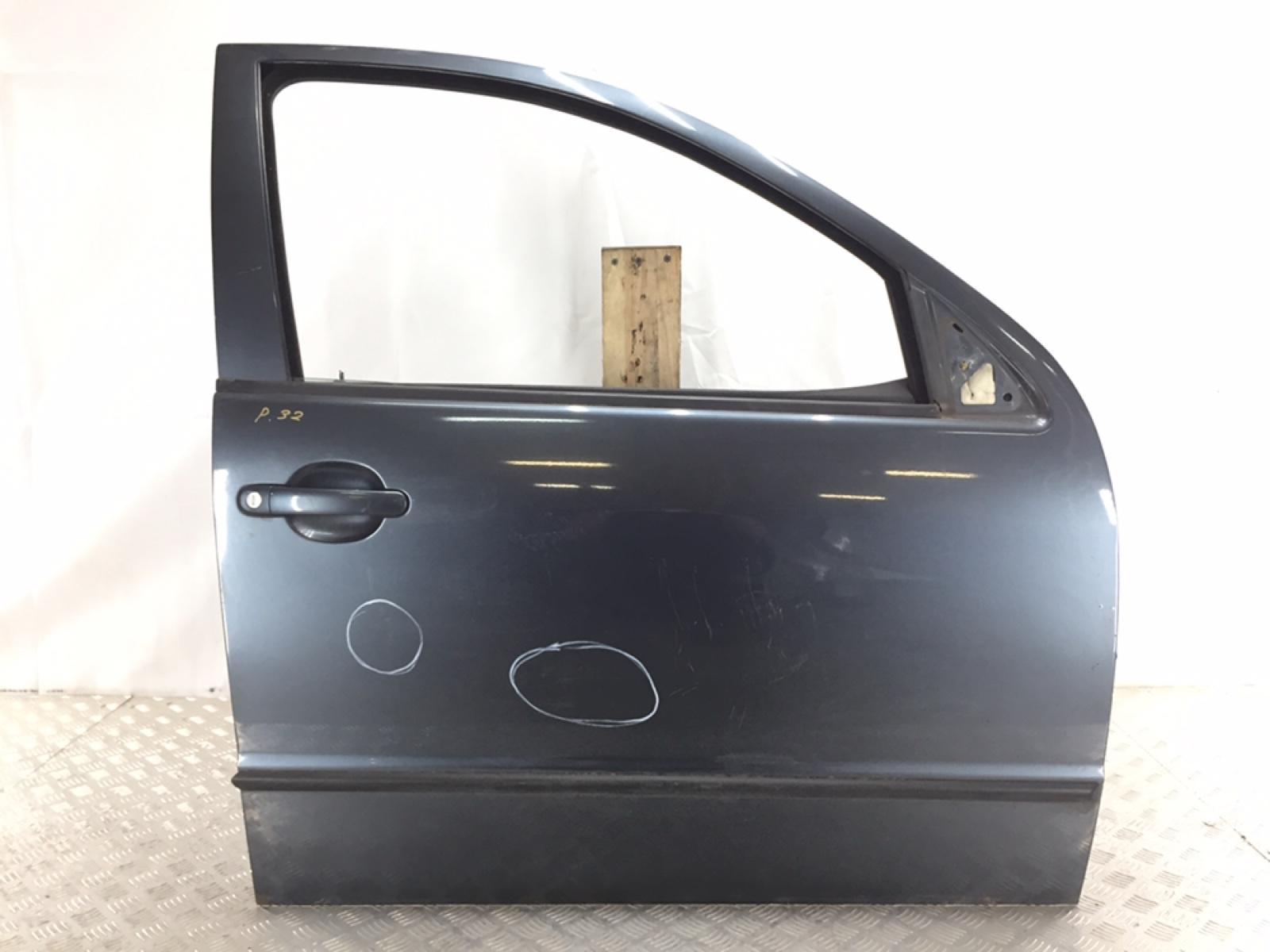 Дверь передняя правая Skoda Fabia 1.9 TDI 2006 (б/у)
