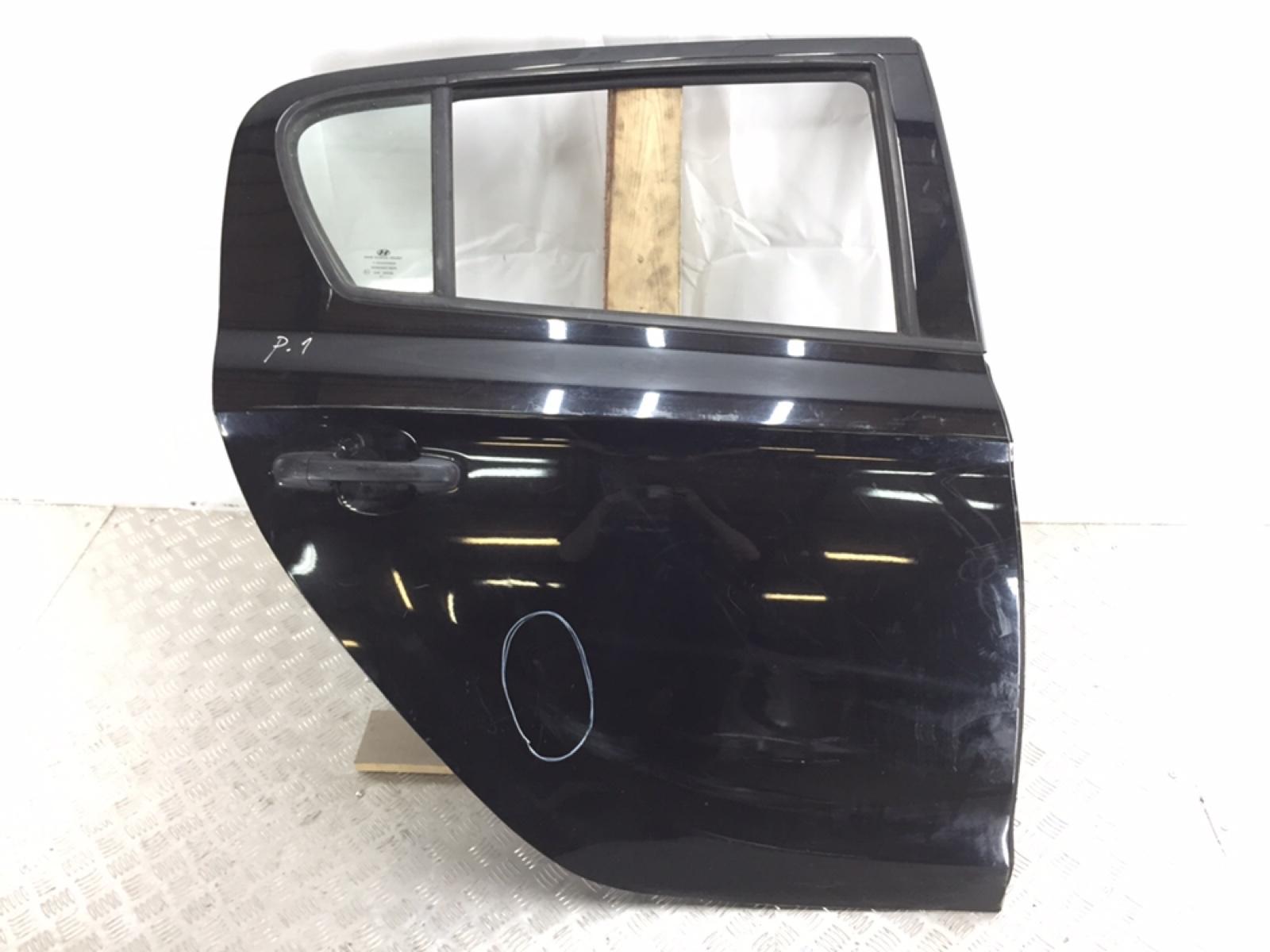 Дверь задняя правая Hyundai I20 PB 1.2 I 2009 (б/у)