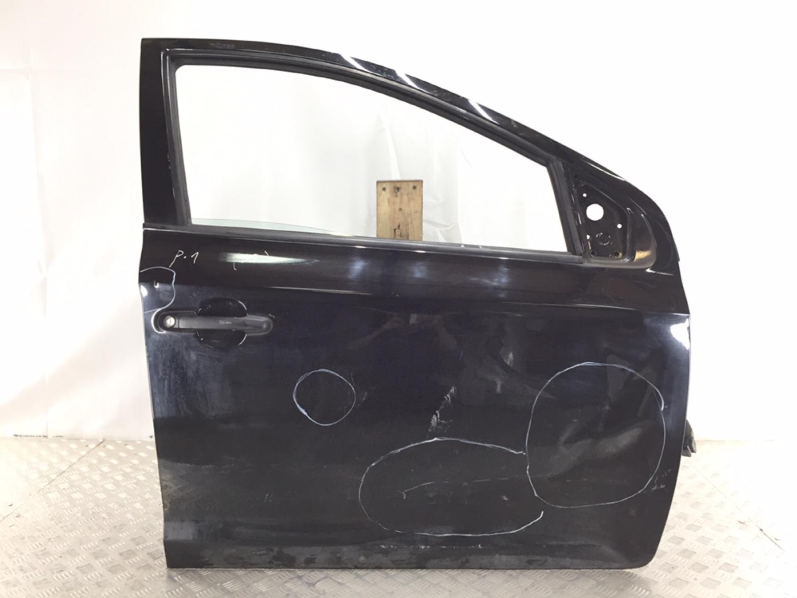 Дверь передняя правая Hyundai I20 PB 1.2 I 2009 (б/у)