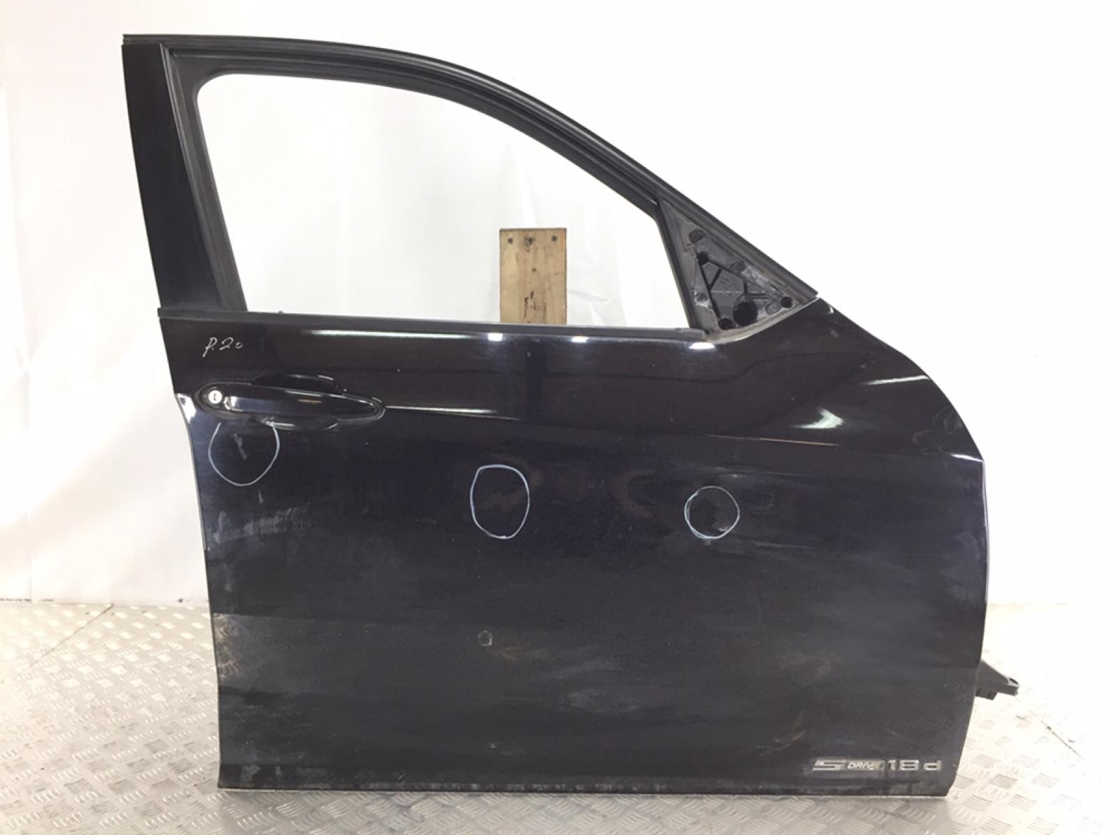 Дверь передняя правая Bmw X1 E84 2.0 TD 2010 (б/у)