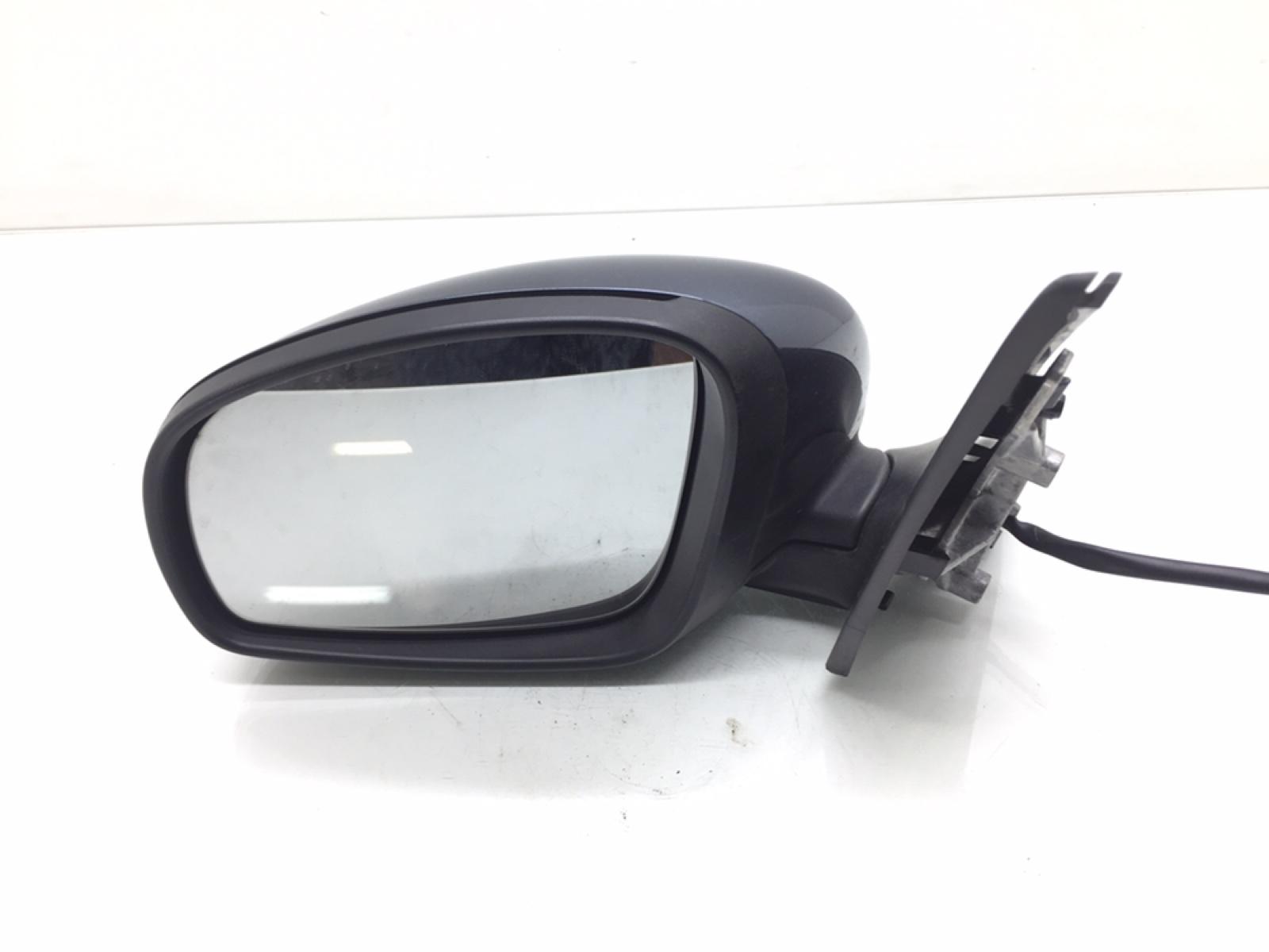 Зеркало наружное левое Skoda Roomster 5J 1.4 TDI 2006 (б/у)