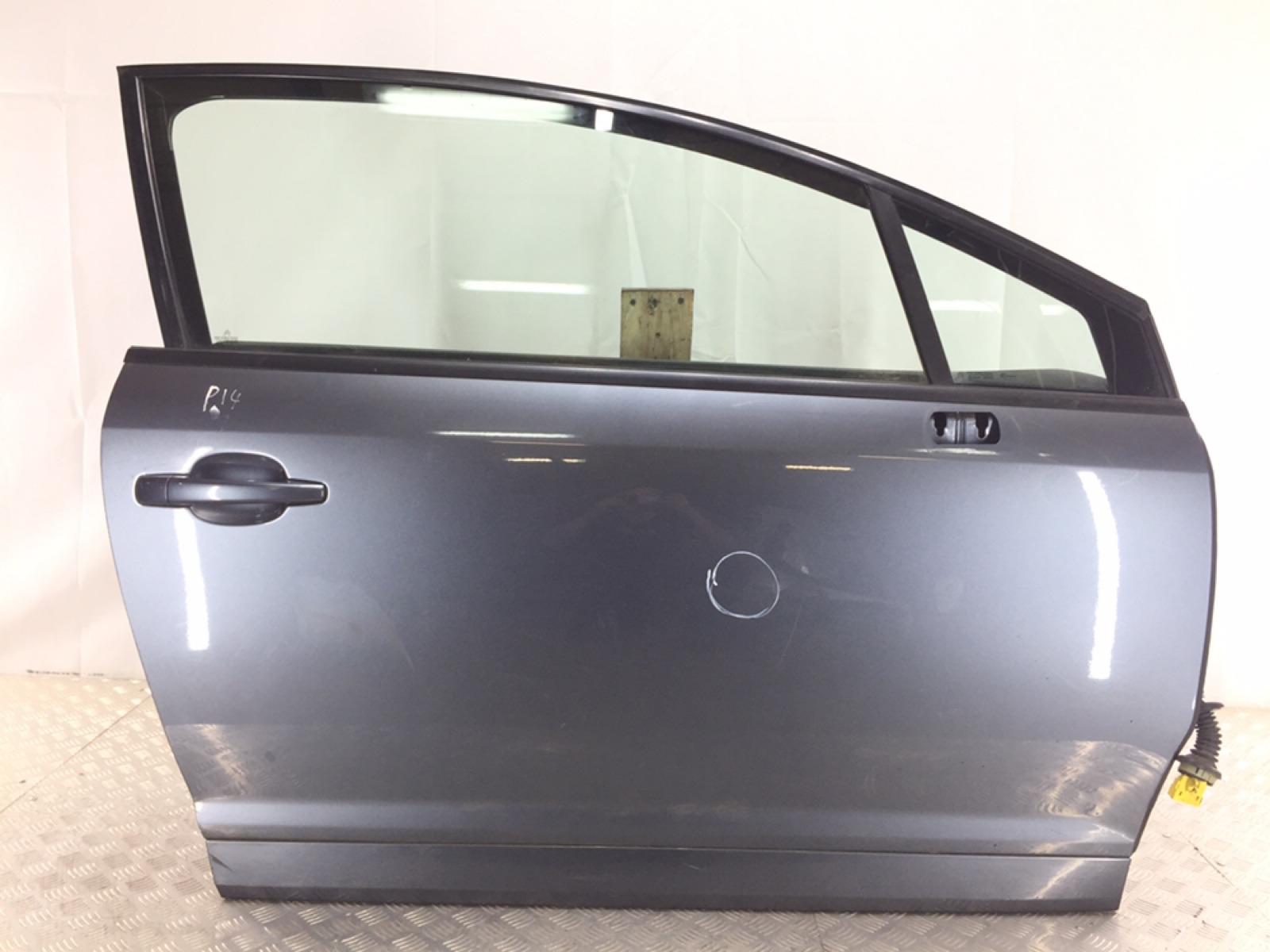 Дверь передняя правая Citroen C4 2.0 HDI 2005 (б/у)