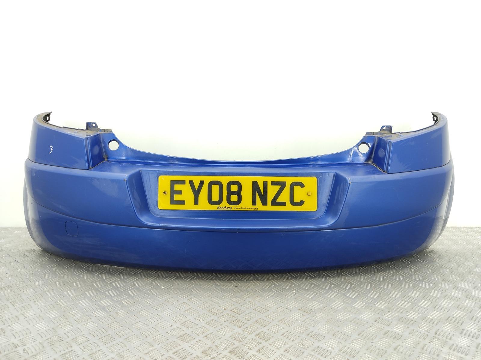 Бампер задний Renault Megane 1.5 DCI 2008 (б/у)