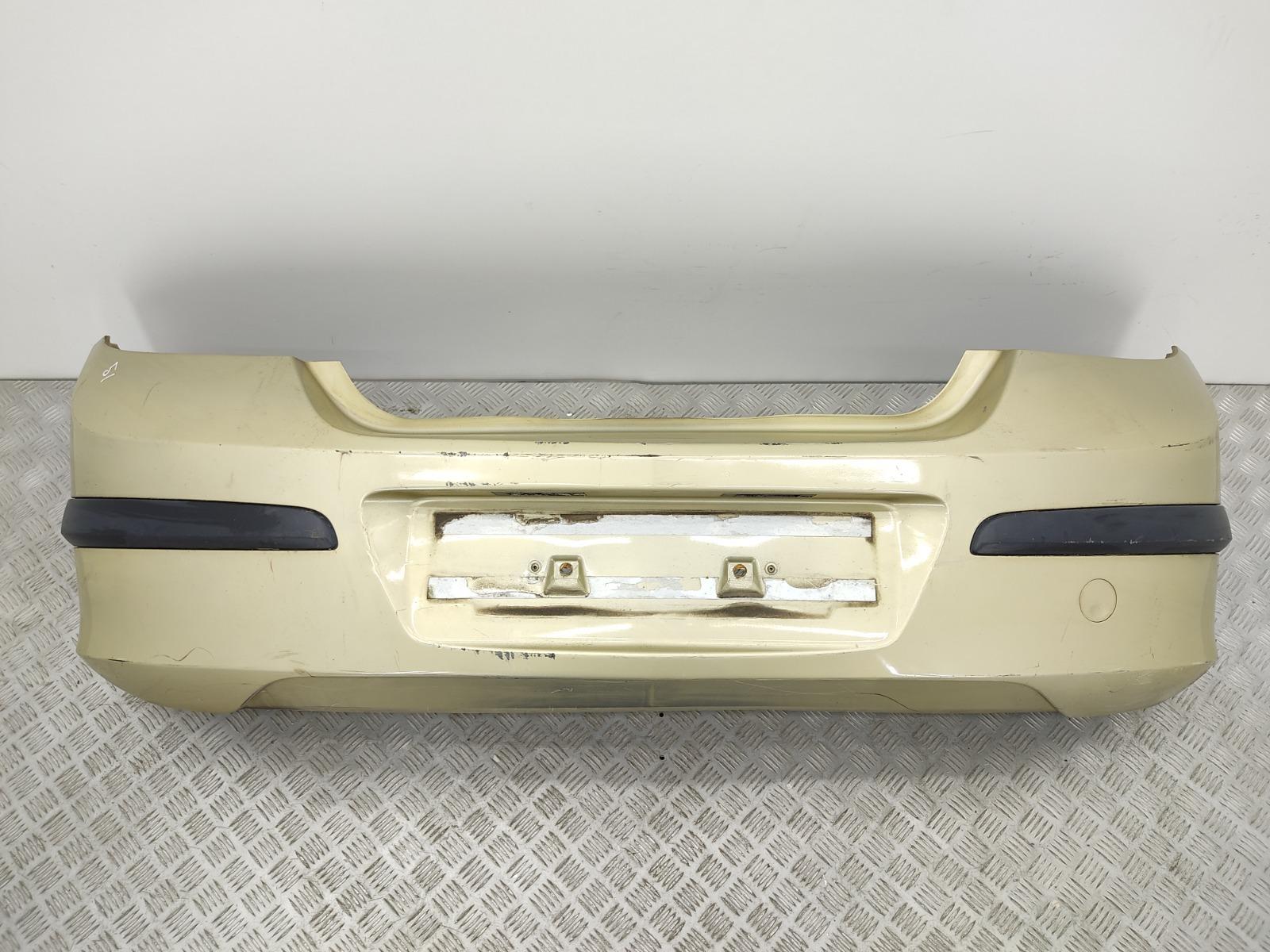 Бампер задний Opel Astra H 1.8 I 2004 (б/у)