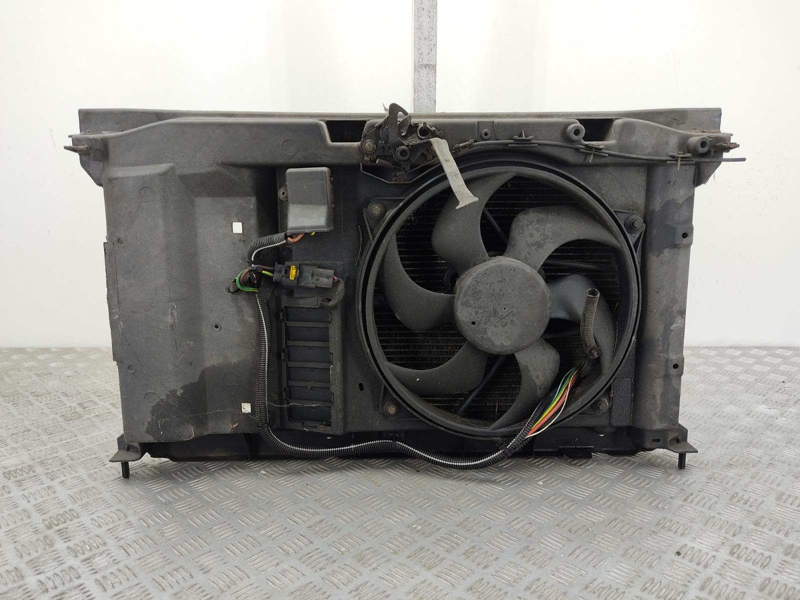Кассета радиаторов Citroen C4 1.6 I 2005 (б/у)