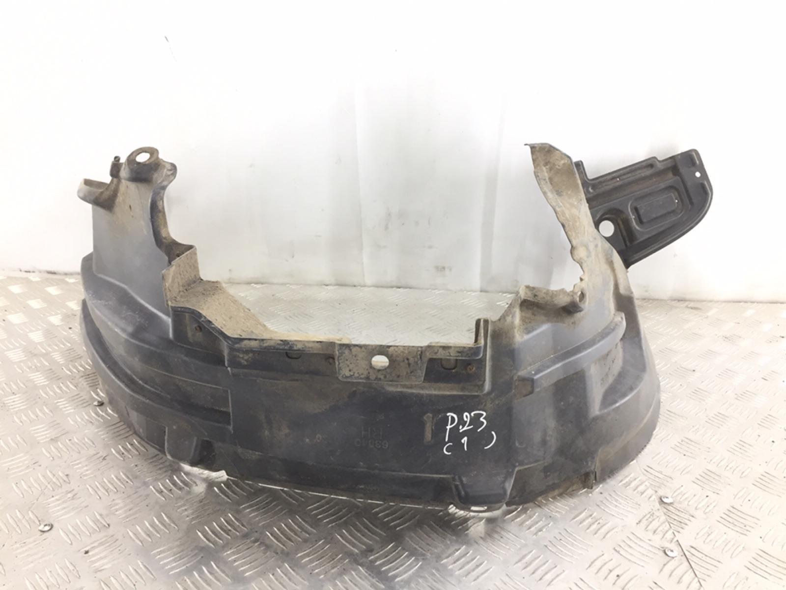 Защита арок передняя правая (подкрылок) Nissan X-Trail T30 2.2 DCI 2005 (б/у)