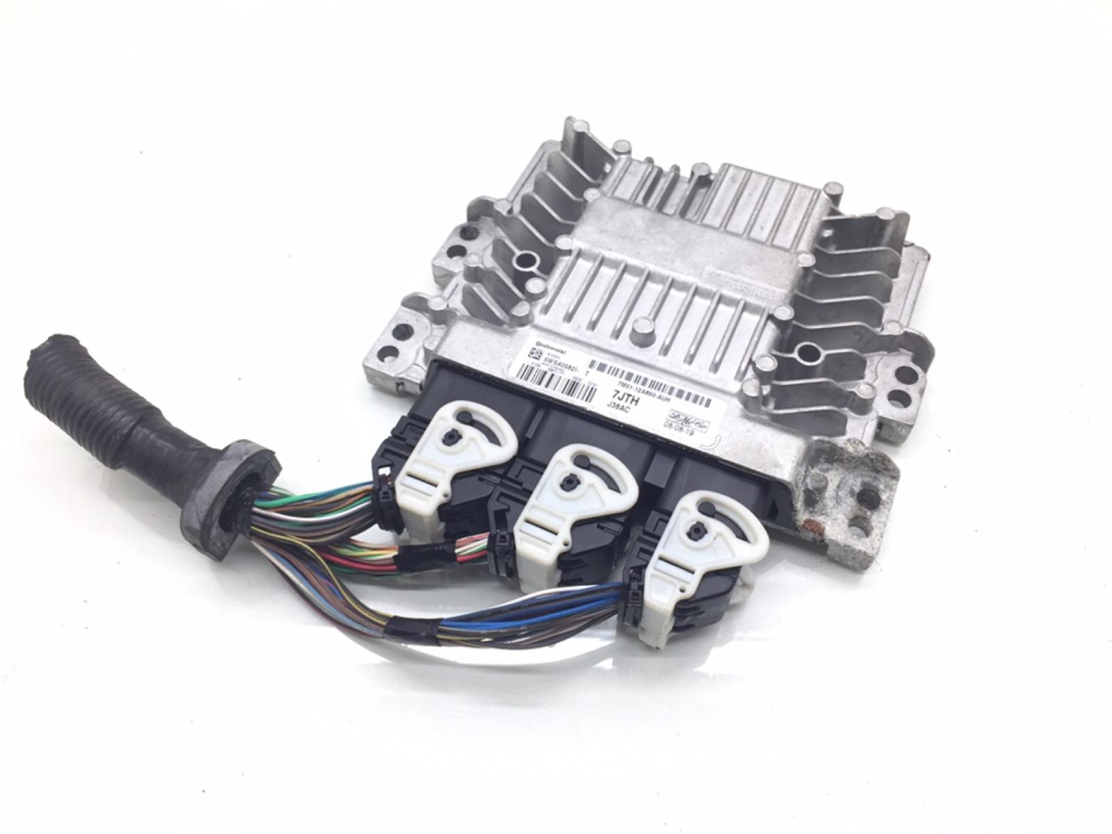 Блок управления двигателем Ford C-Max 1.8 TDCI 2008 (б/у)