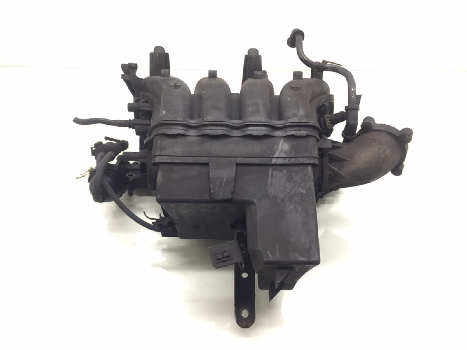 Коллектор впускной Opel Zafira B 1.6 I 2009 (б/у)