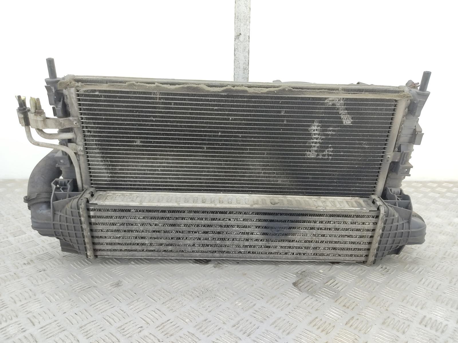 Кассета радиаторов Ford Focus 1.8 TDCI 2009 (б/у)
