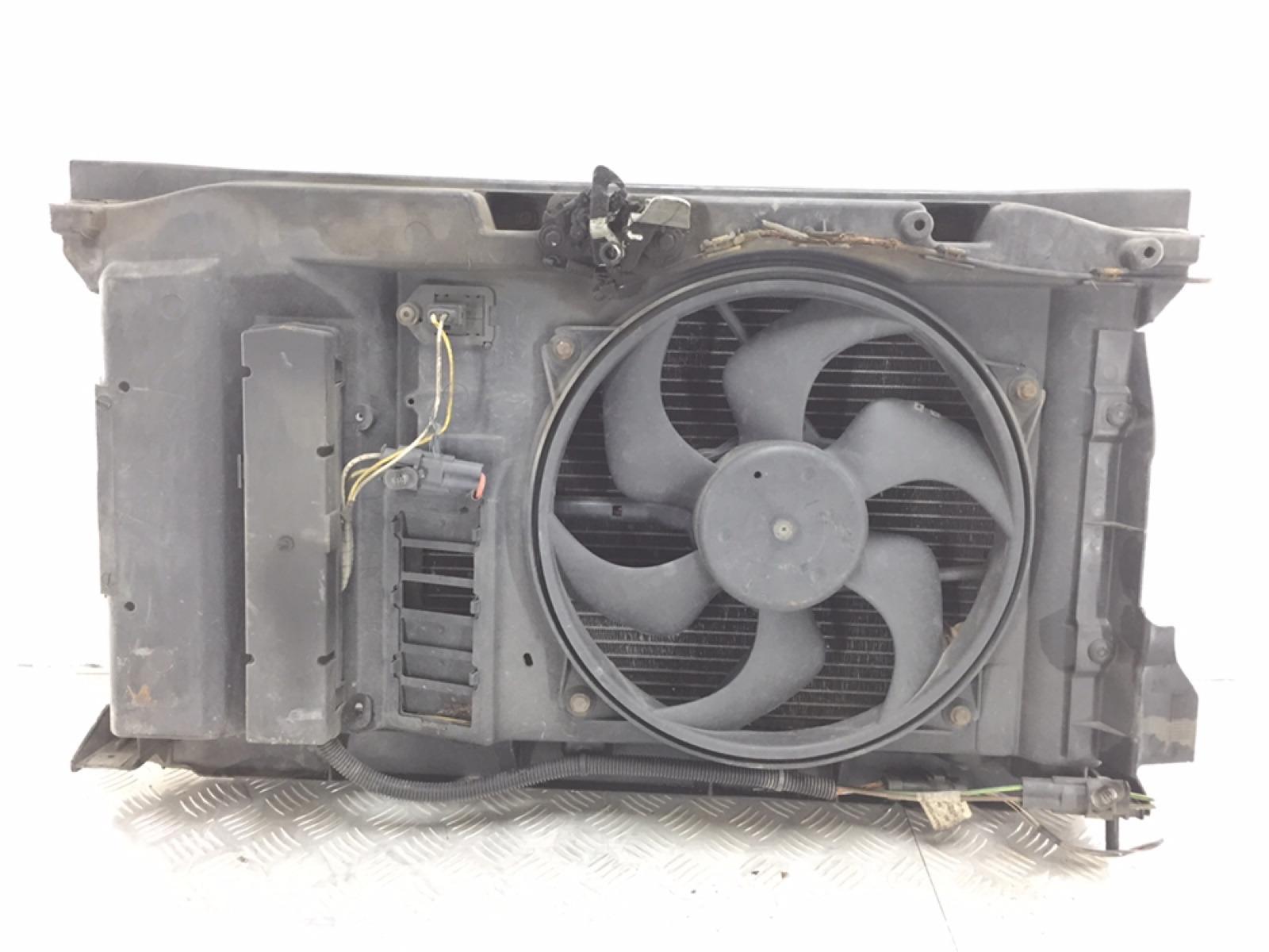 Кассета радиаторов Peugeot 307 2.0 HDI 2003 (б/у)
