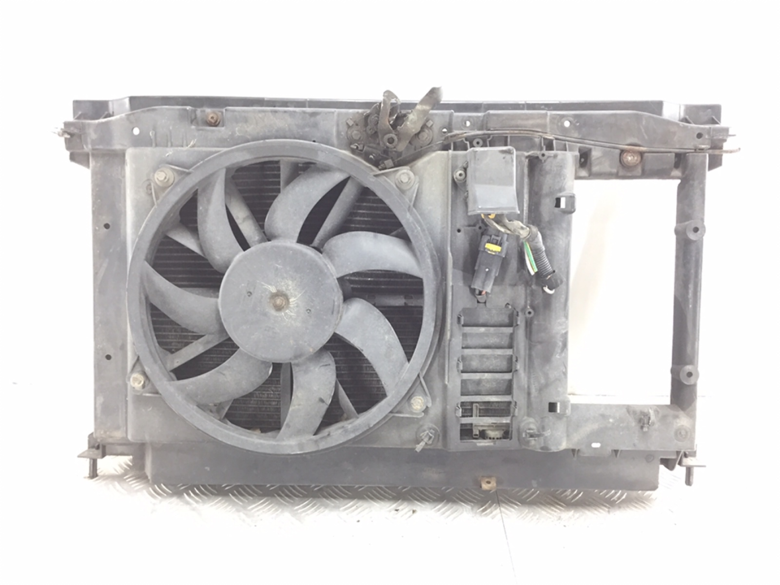 Кассета радиаторов Peugeot 307 CC 2.0 HDI 2006 (б/у)