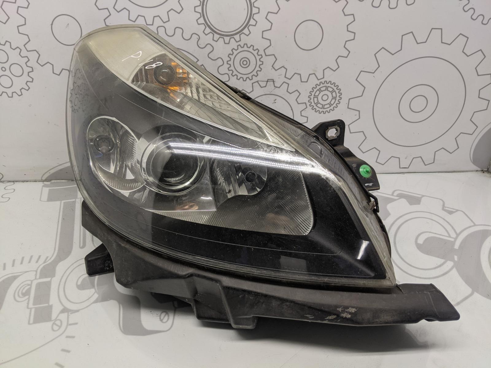 Фара правая Renault Clio 1.4 I 2006 (б/у)