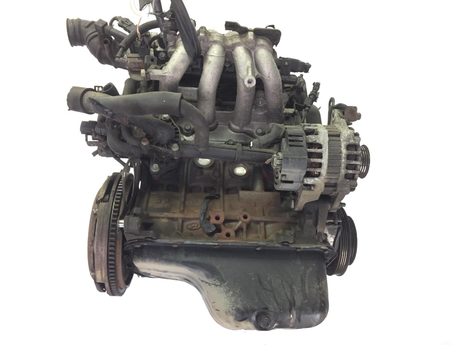 Двигатель Kia Picanto 1.0 I 2010 (б/у)
