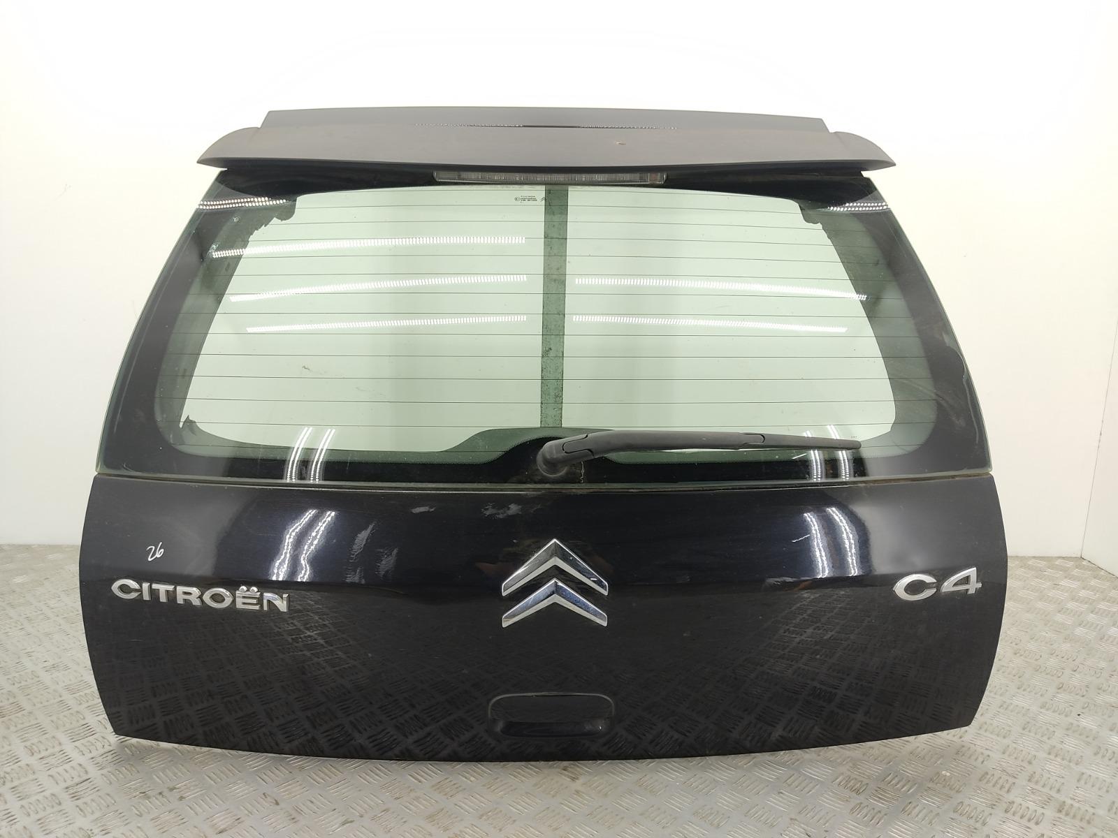 Крышка багажника Citroen C4 1.6 I 2006 (б/у)