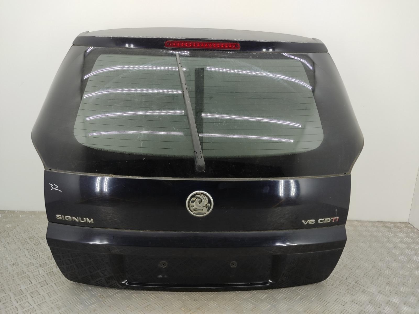 Крышка багажника Opel Signum 3.0 CDTI 2003 (б/у)
