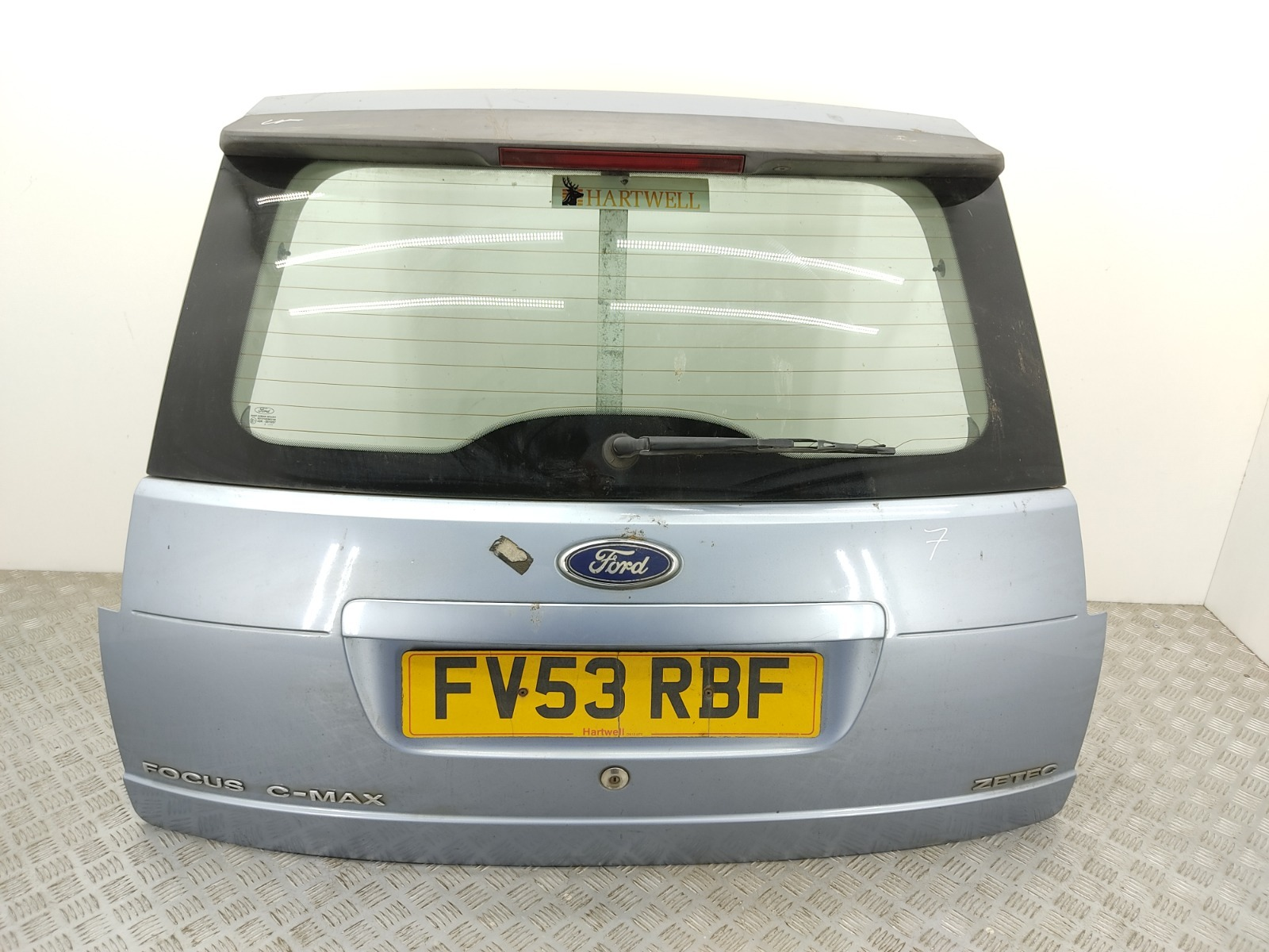 Крышка багажника Ford C-Max 1.8 I 2003 (б/у)