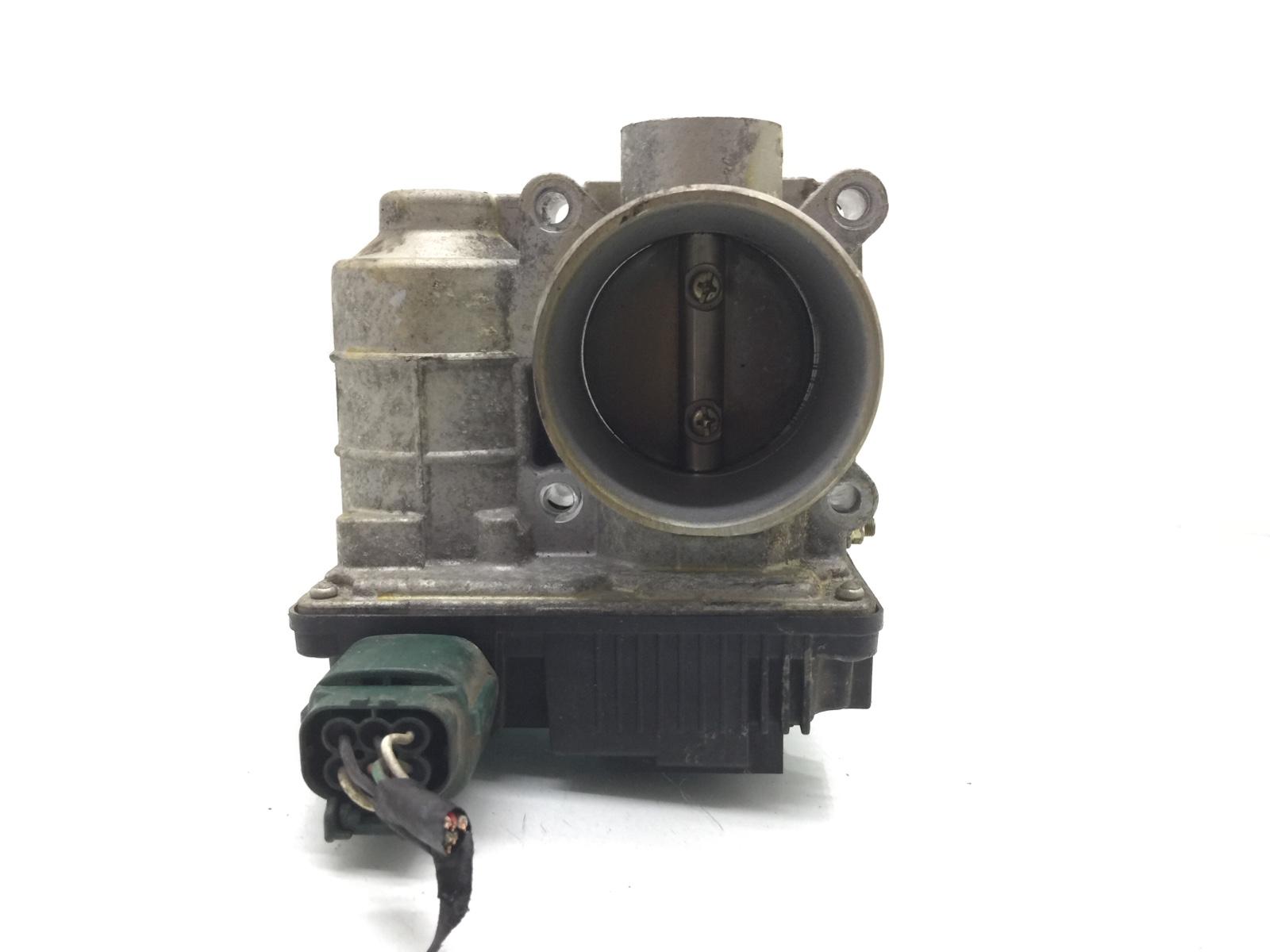 Заслонка дроссельная Nissan Almera Tino 1.8 I 2004 (б/у)