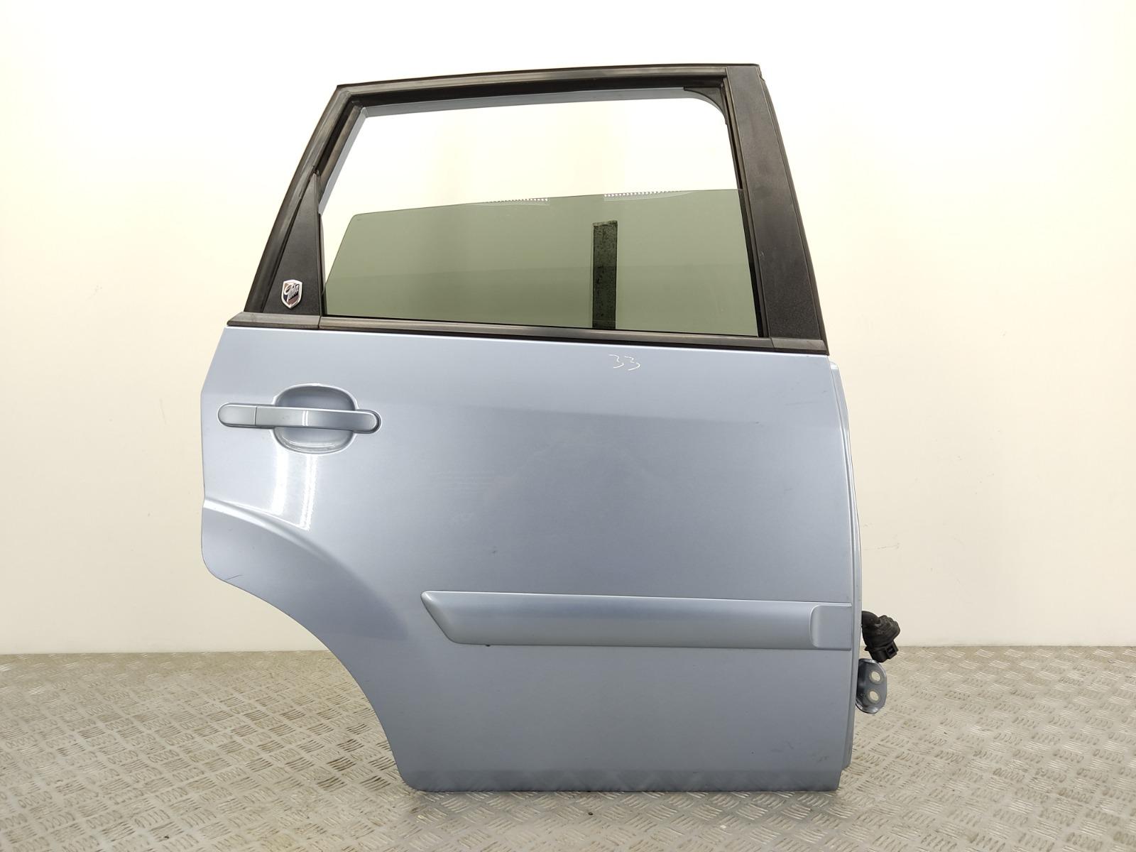 Дверь задняя правая Ford Fiesta 1.4 TDCI 2007 (б/у)