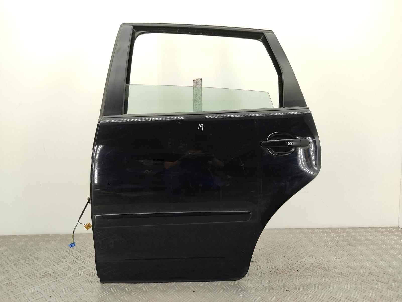 Дверь задняя левая Volkswagen Polo 1.4 TDI 2006 (б/у)