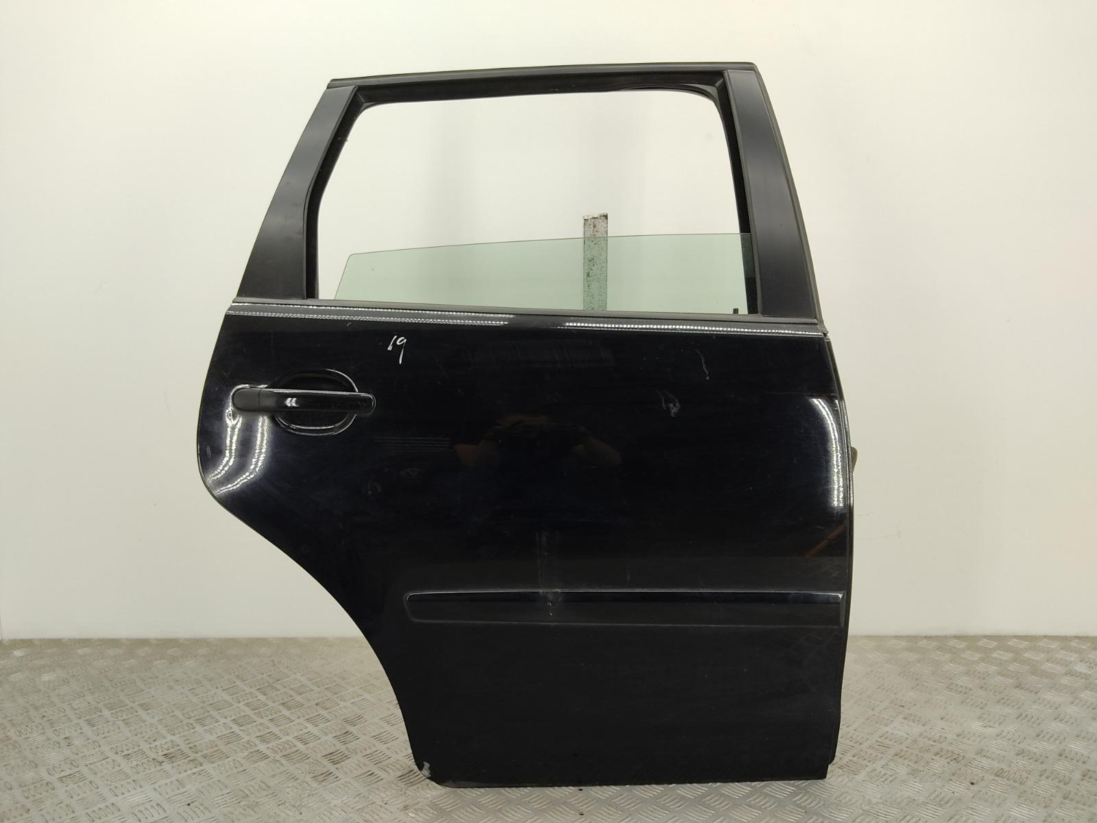 Дверь задняя правая Volkswagen Polo 1.4 TDI 2006 (б/у)