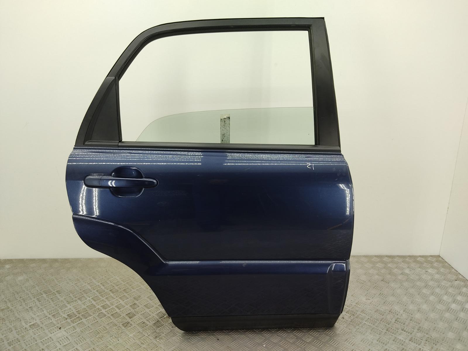 Дверь задняя правая Kia Sportage 2.0 CRDI 2009 (б/у)