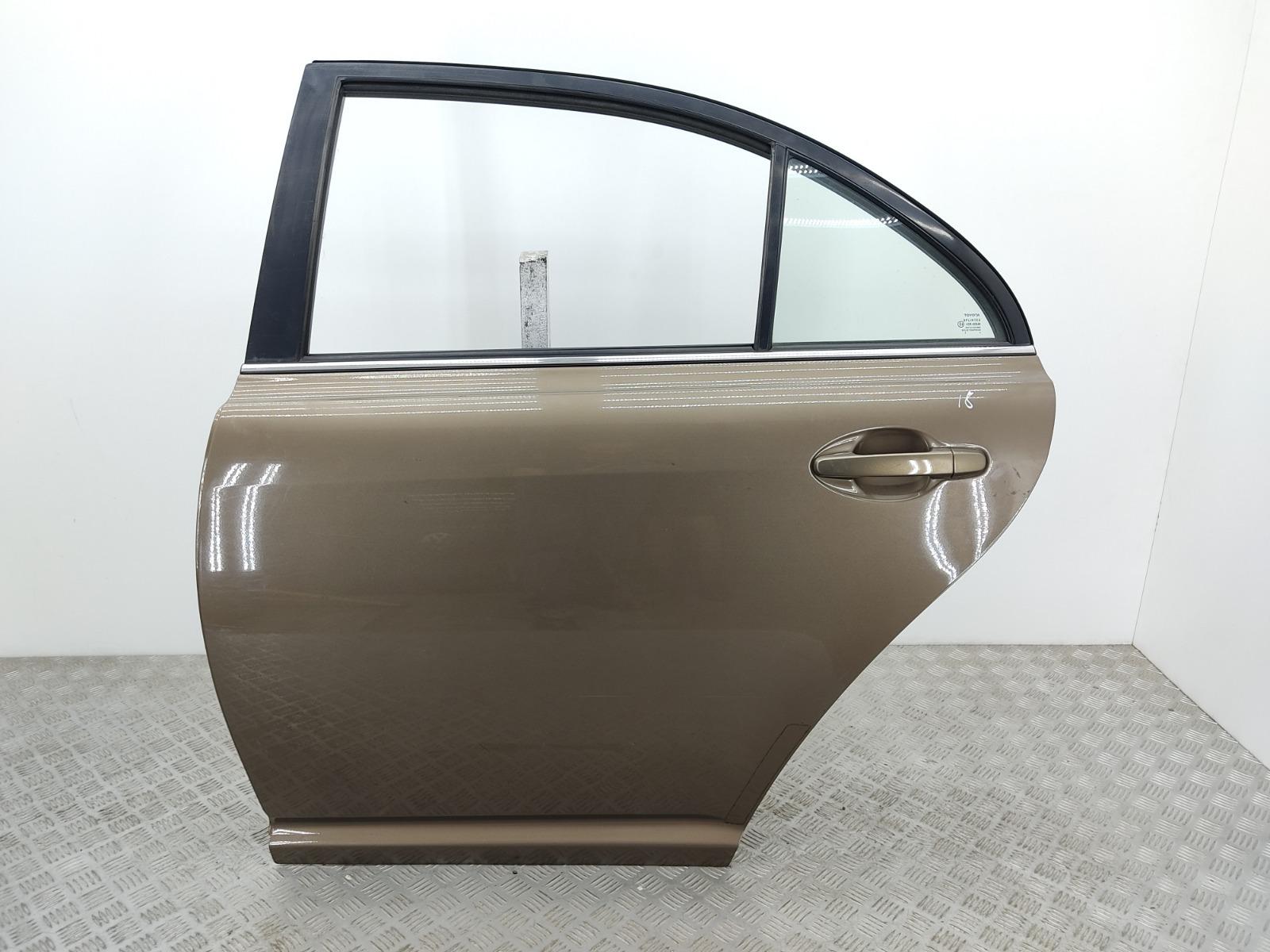 Дверь задняя левая Toyota Avensis 2.0 D-4D 2004 (б/у)