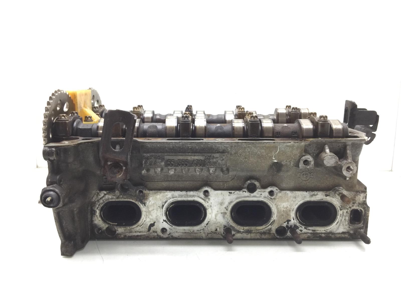 Головка блока цилиндров Opel Meriva 1.4 I 2005 (б/у)