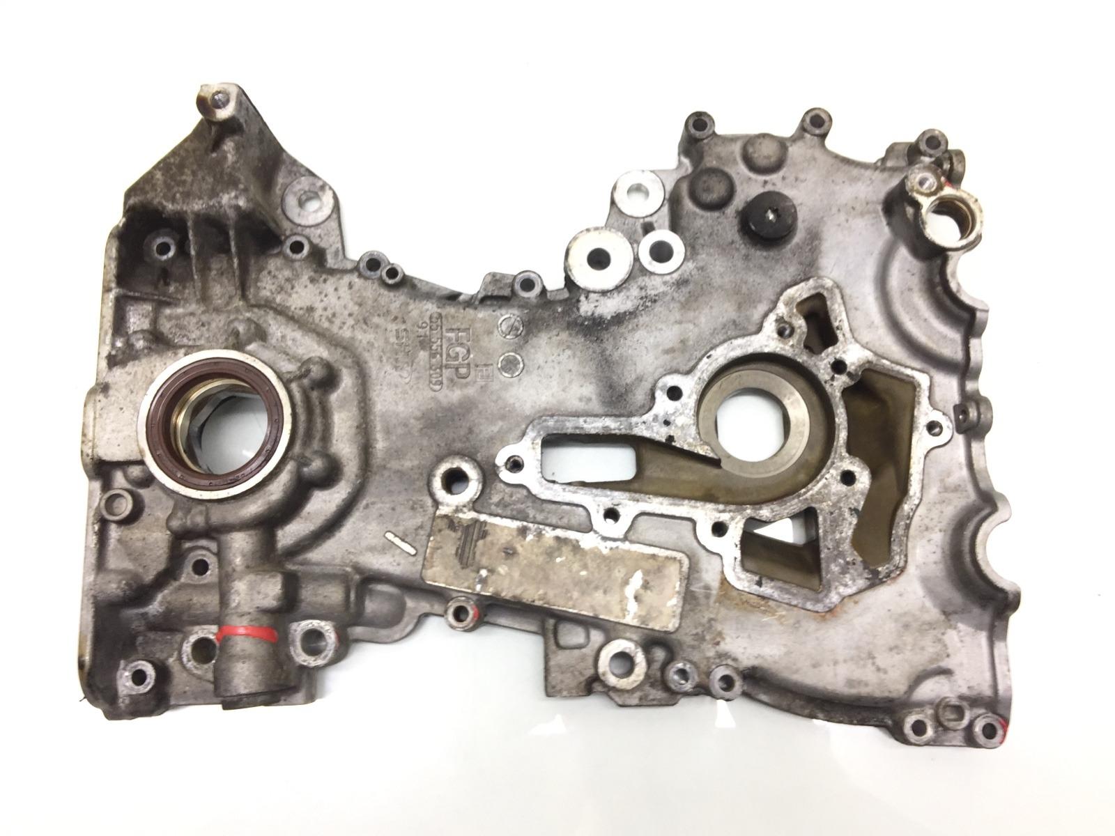 Насос масляный Opel Meriva 1.4 I 2005 (б/у)