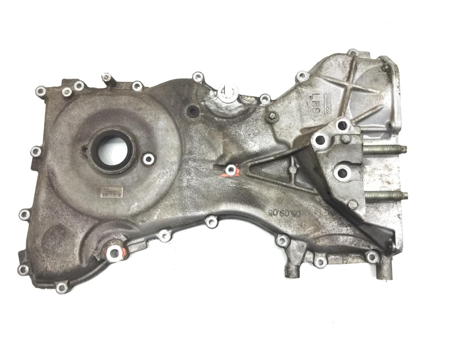 Крышка двигателя передняя Mazda 6 2.0 I 2006 (б/у)