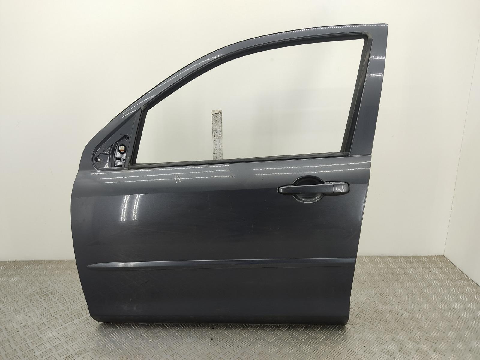 Дверь передняя левая Mazda 2 1.4 I 2005 (б/у)