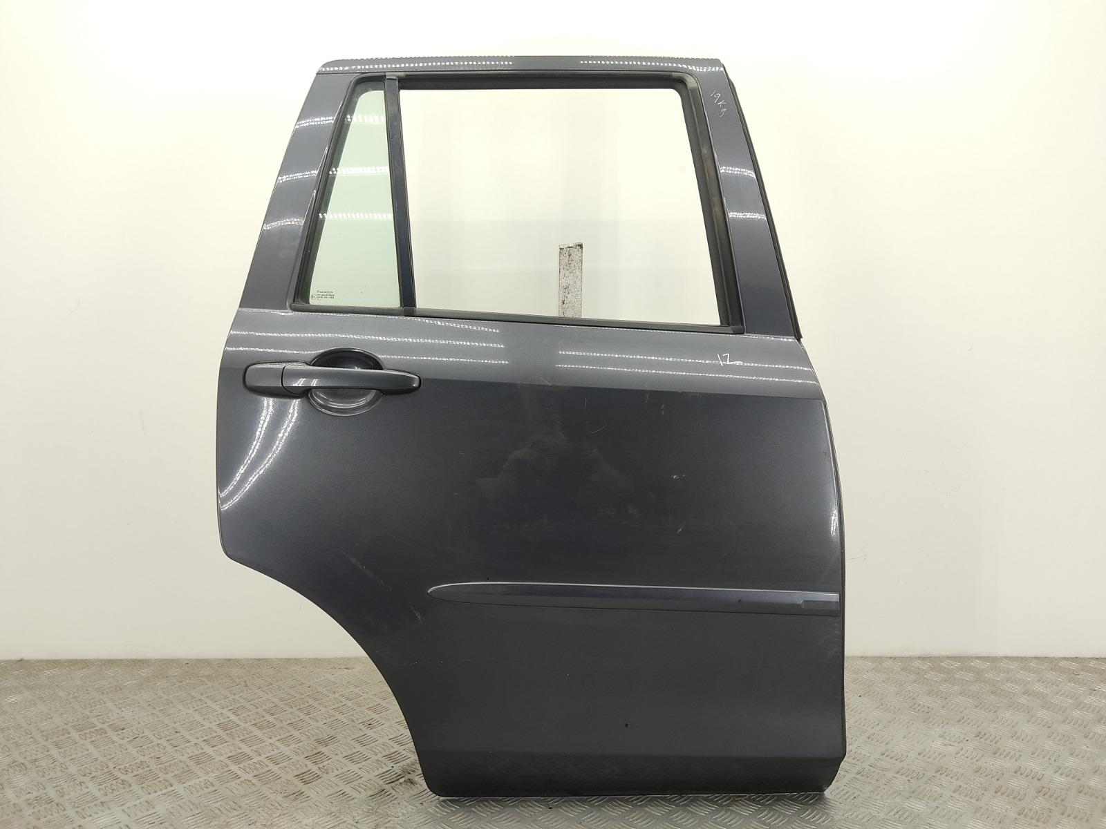 Дверь задняя правая Mazda 2 1.4 I 2005 (б/у)