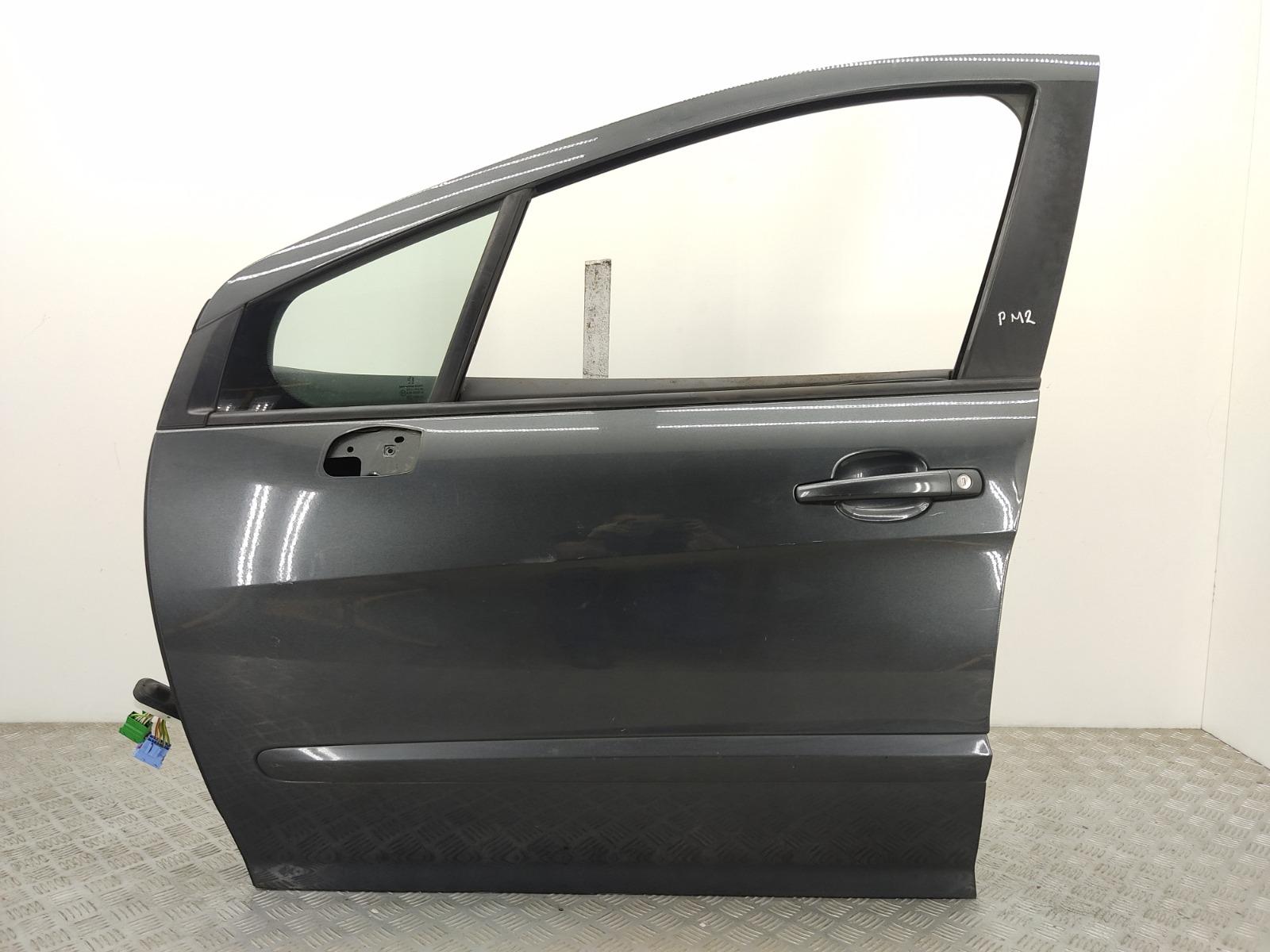 Дверь передняя левая Peugeot 308 T7 1.6 I 2008 (б/у)